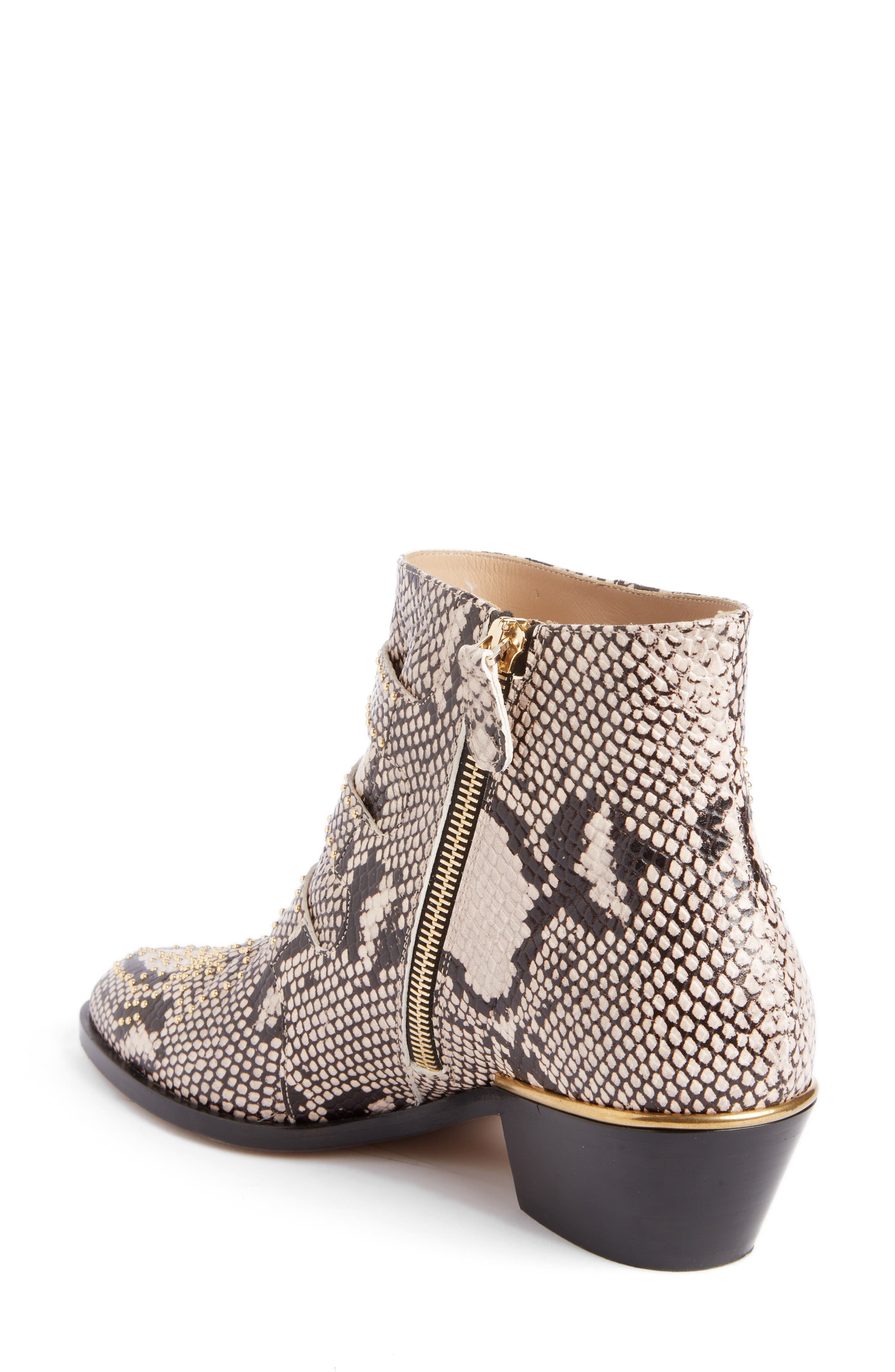 Susanna Studded Bootie,                             Alternate thumbnail 2, color,                             ETERNAL GREY