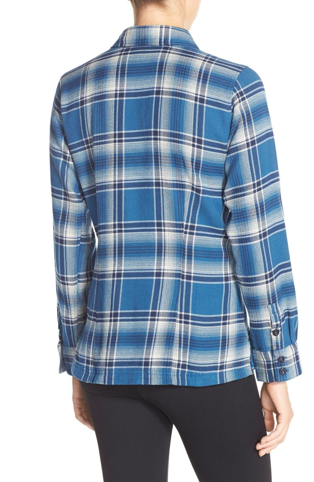 'Fjord' Flannel Shirt,                             Alternate thumbnail 46, color,