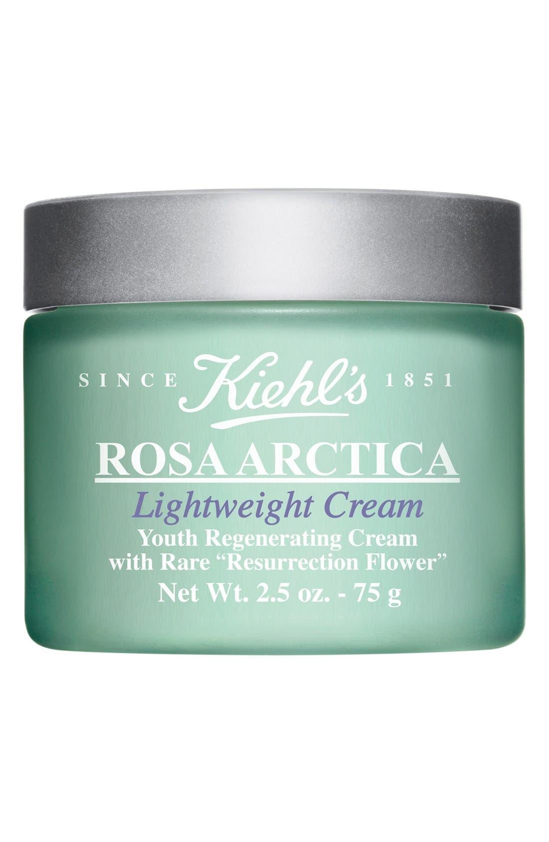 KIEHL'S SINCE 1851,                             'Rosa Arctica' Lightweight Cream,                             Alternate thumbnail 5, color,                             NO COLOR