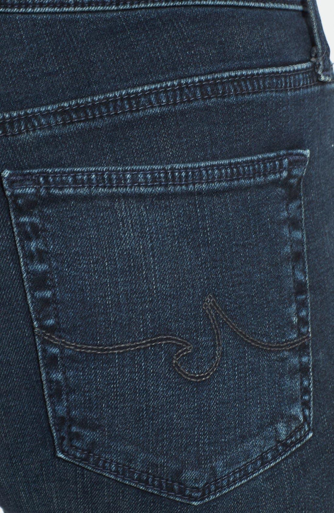 'The Farrah' High Rise Skinny Jeans,                             Alternate thumbnail 31, color,