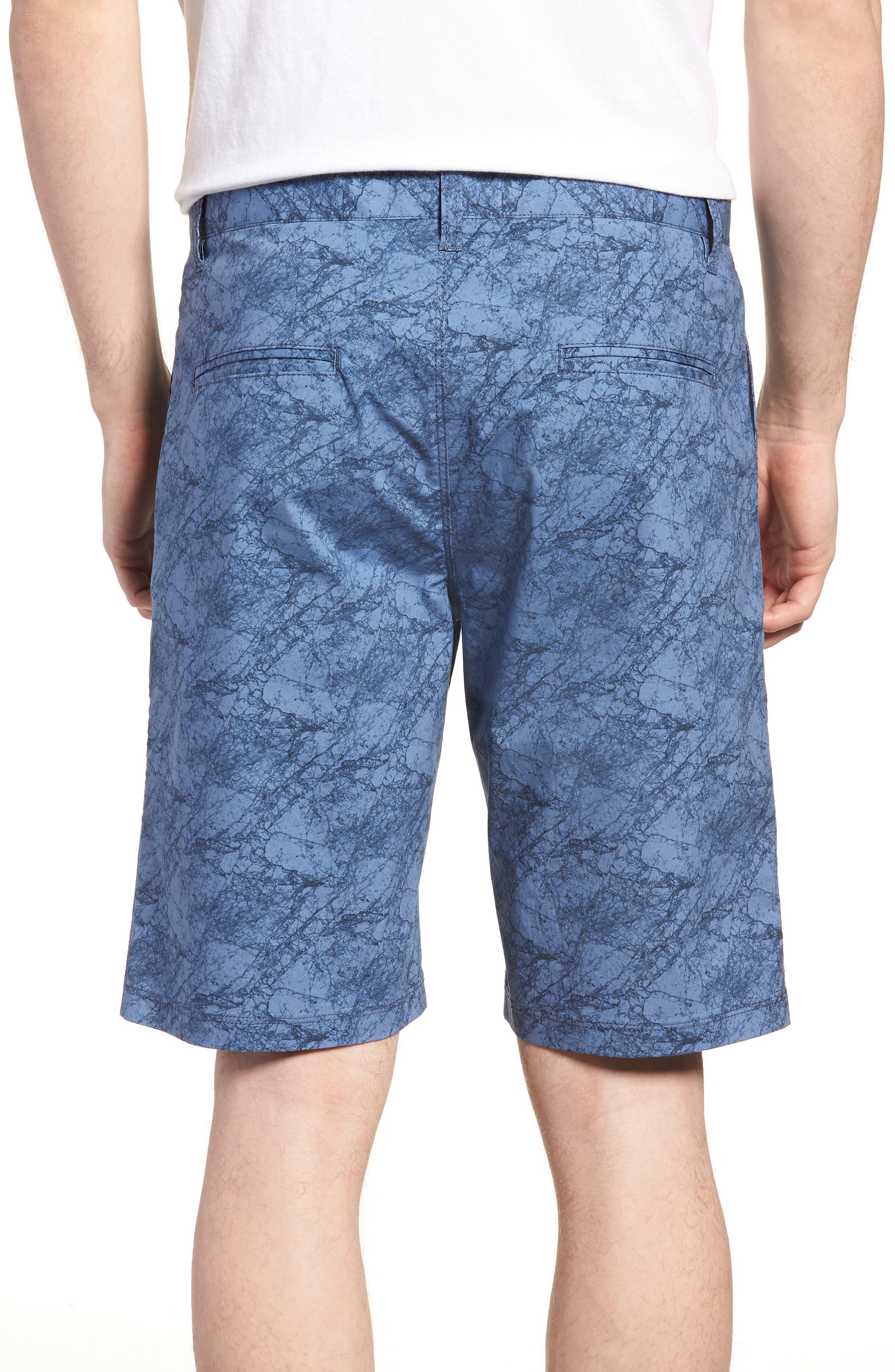 Tristen Stretch Cotton Shorts,                             Alternate thumbnail 2, color,