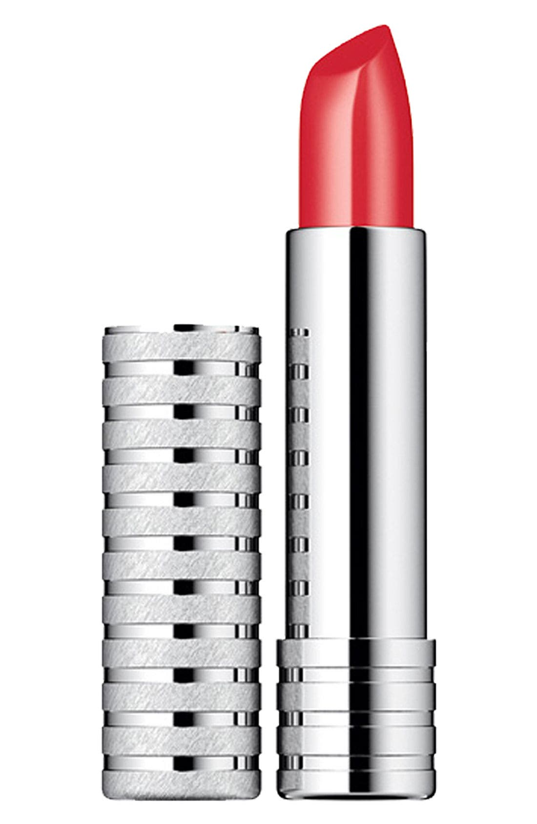Long Last Soft Shine Lipstick,                             Main thumbnail 1, color,                             DUBONNET