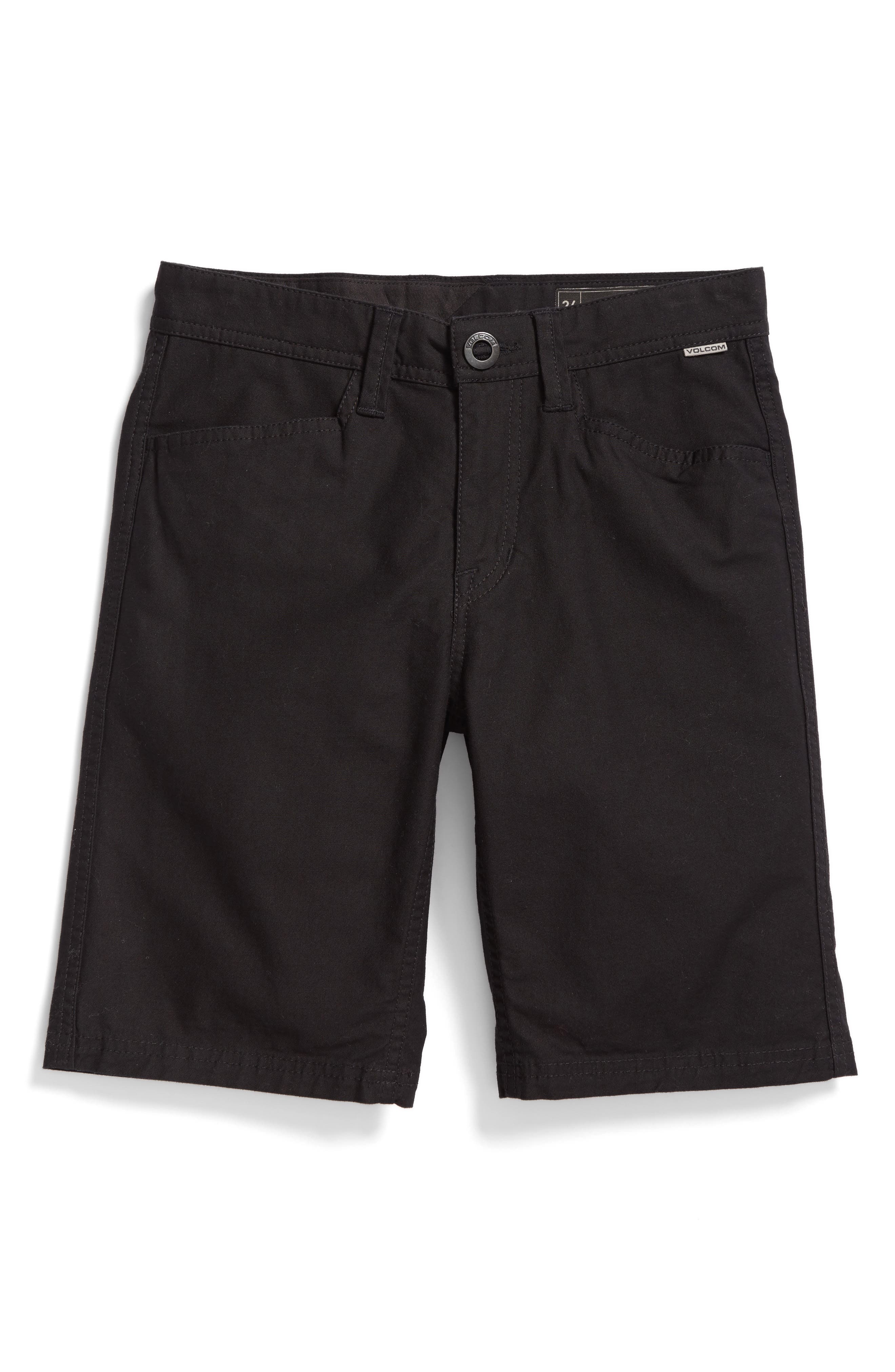 VSM Gritter Chino Shorts,                         Main,                         color, 001