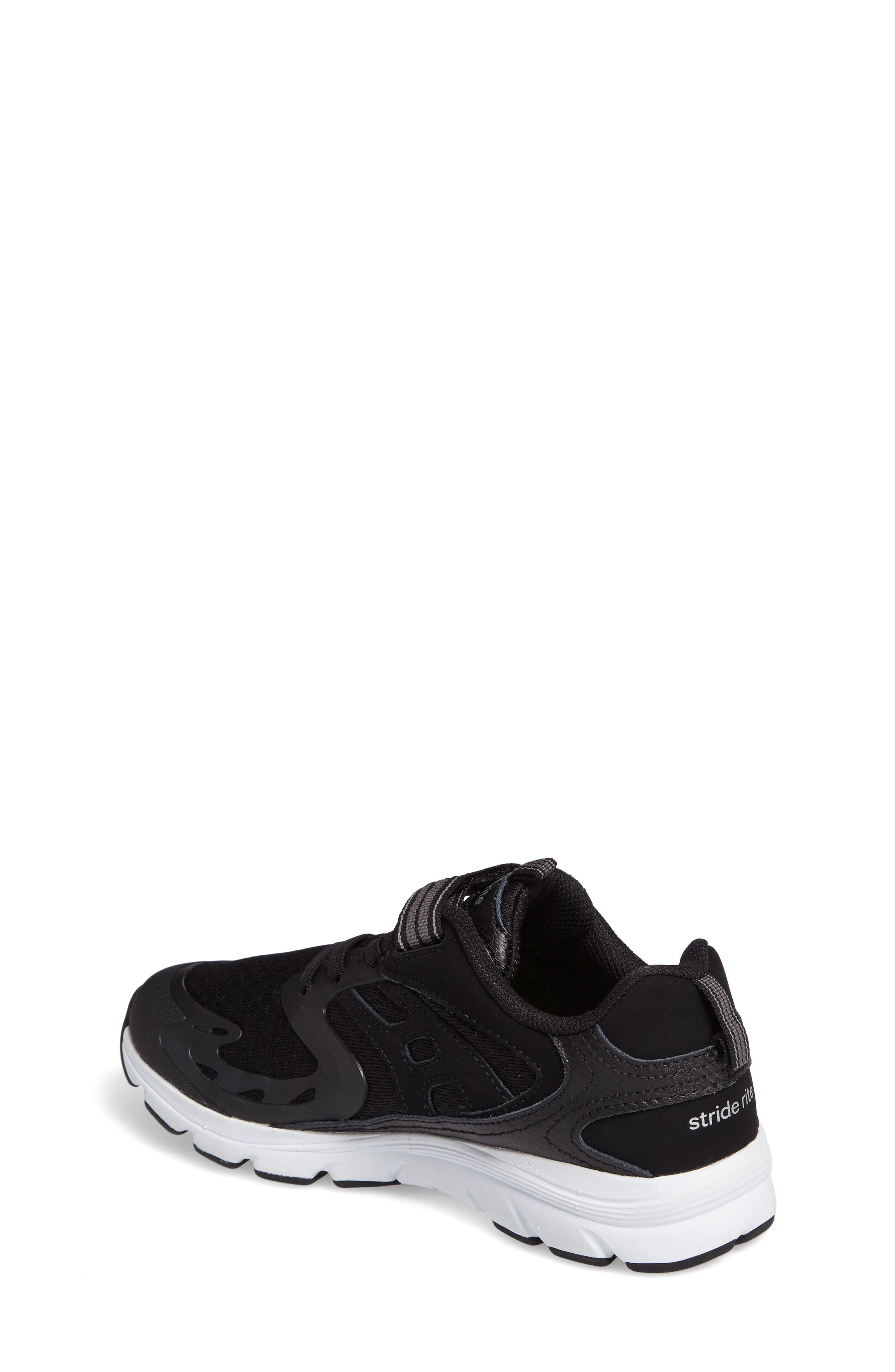 STRIDE RITE,                             Made 2 Play Breccen Sneaker,                             Alternate thumbnail 2, color,                             001