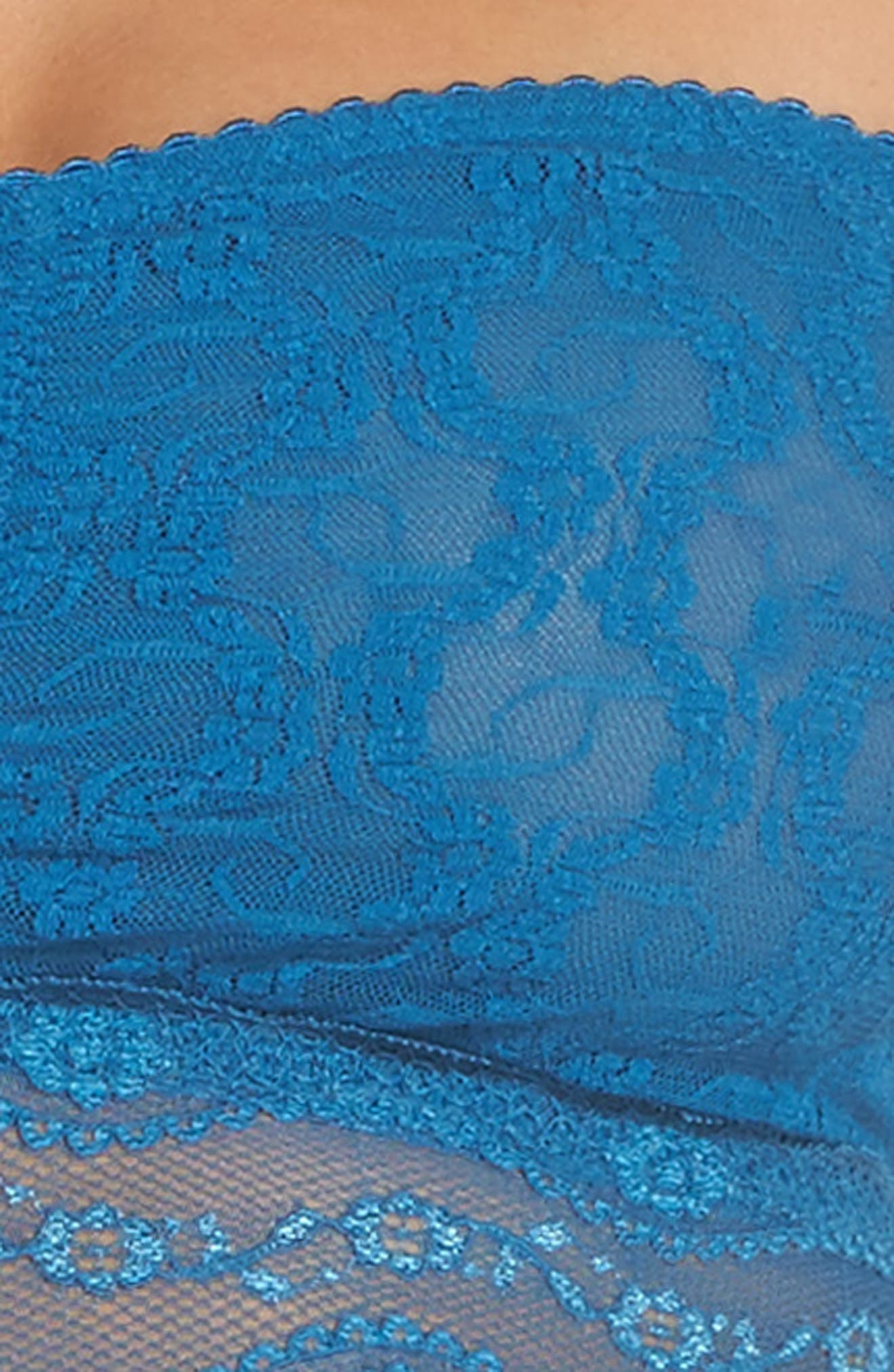 Lace Kiss Bandeau Bra,                             Alternate thumbnail 29, color,