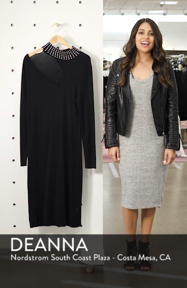 Stud Detail Body-Con Dress, sales video thumbnail