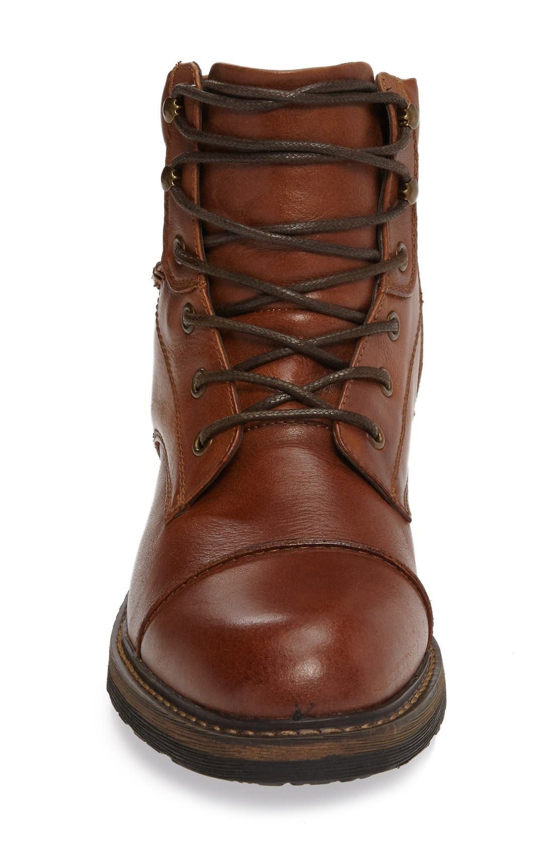 Derek Cap Toe Boot,                             Alternate thumbnail 16, color,