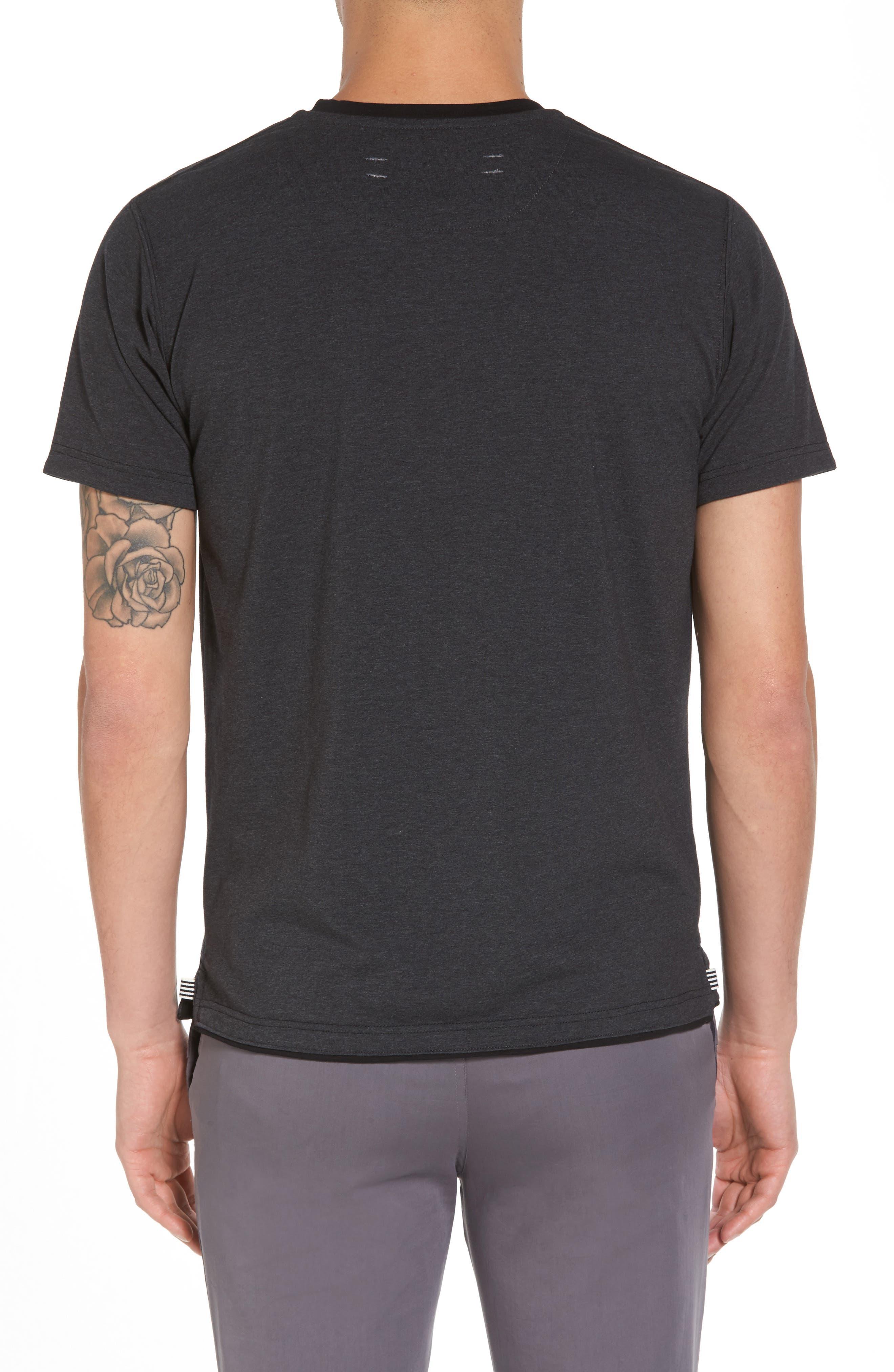Cloud Soft T-Shirt,                             Alternate thumbnail 4, color,