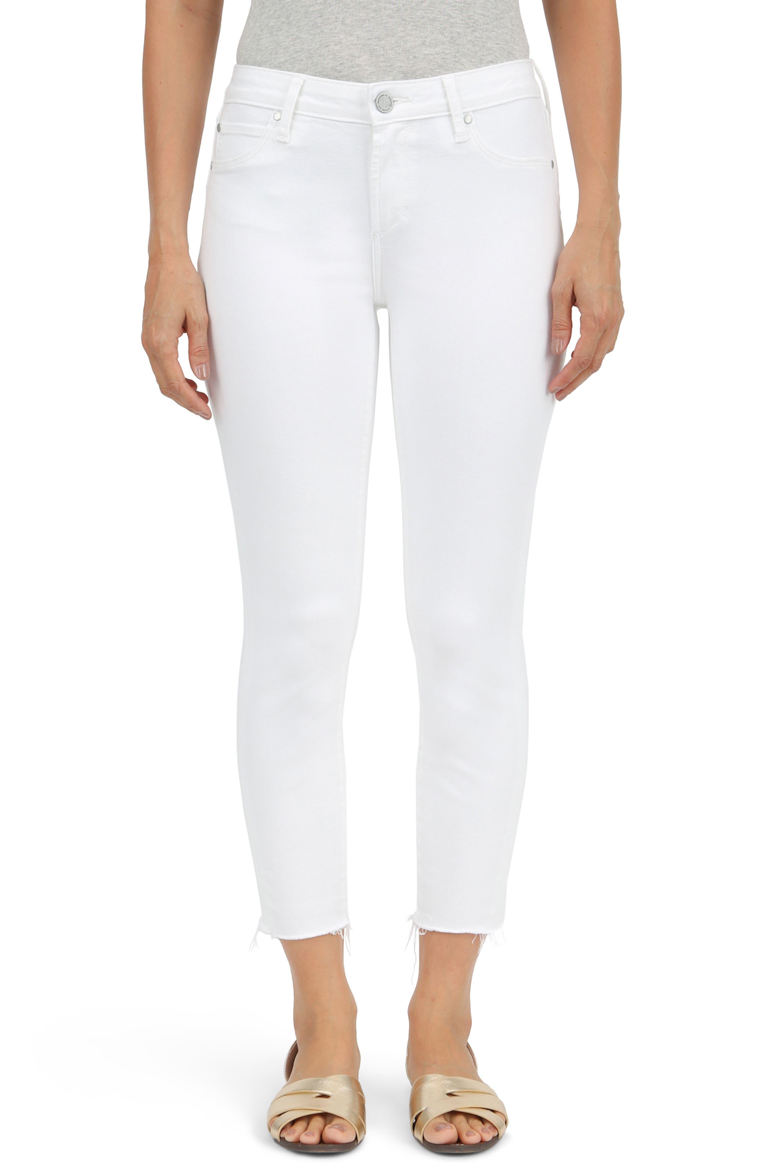 Katie Crop Skinny Jeans,                         Main,                         color, 140