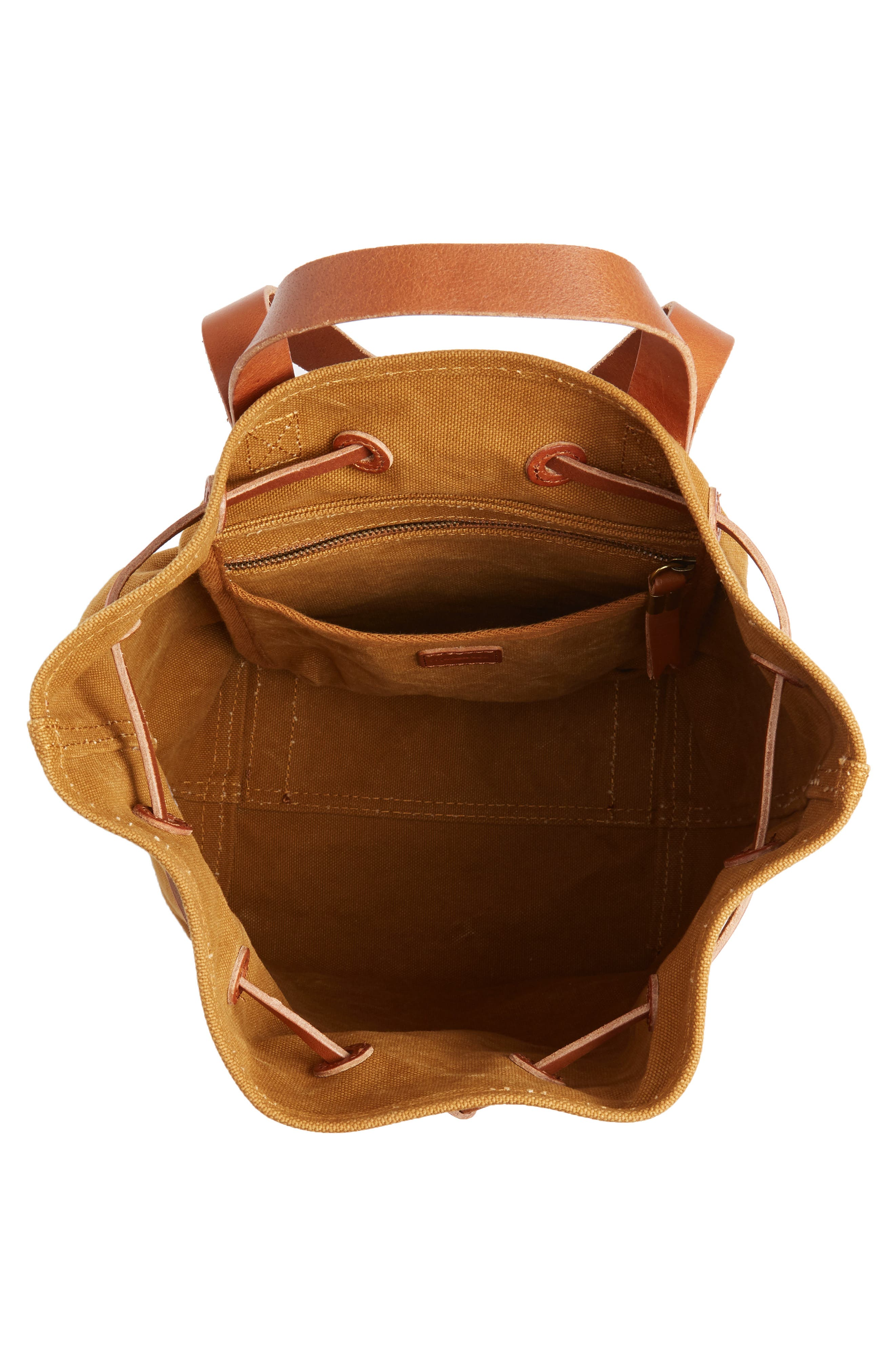 Somerset Canvas Backpack,                             Alternate thumbnail 15, color,