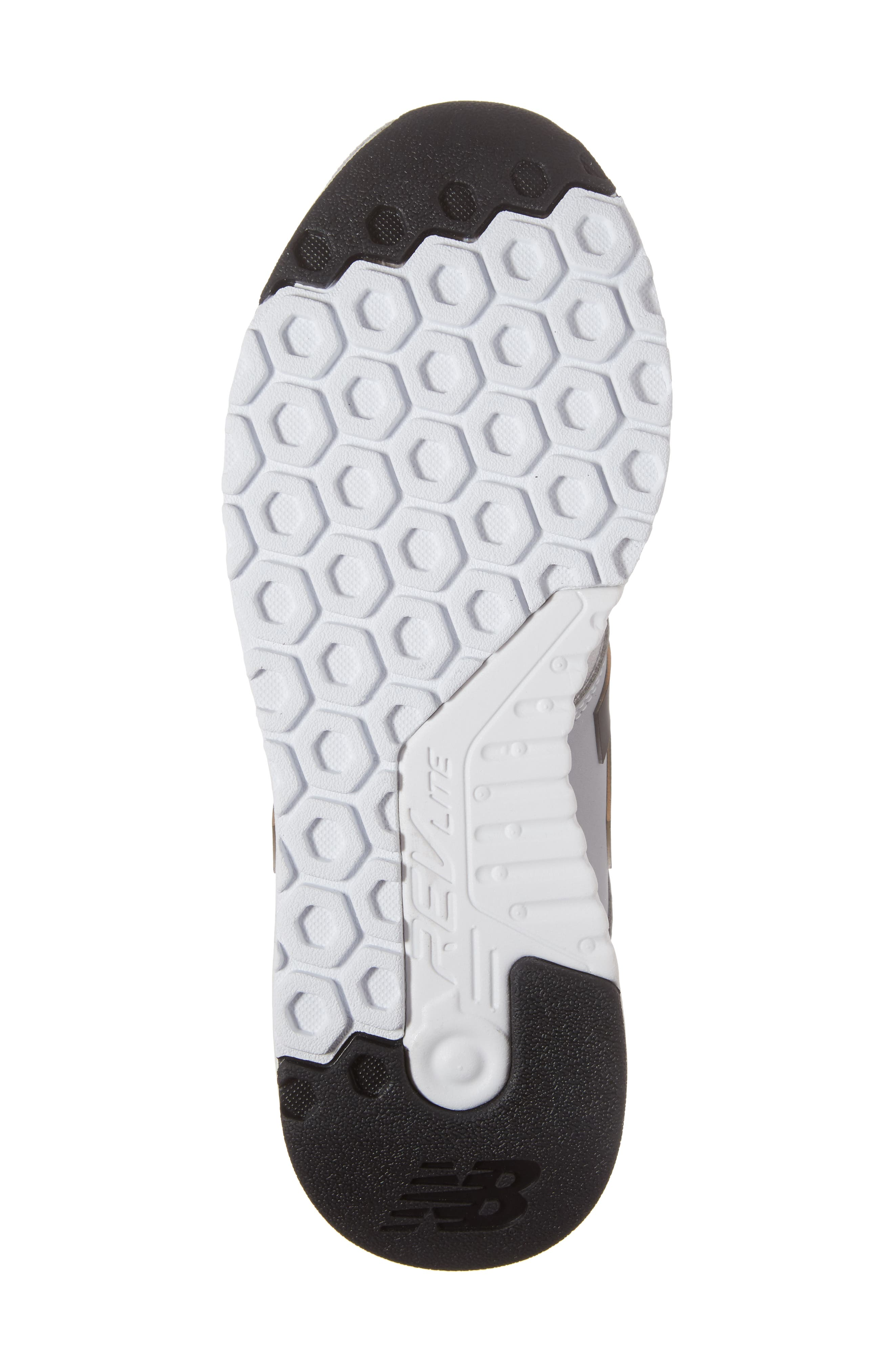247 Sport Knit Sneaker,                             Alternate thumbnail 6, color,                             030
