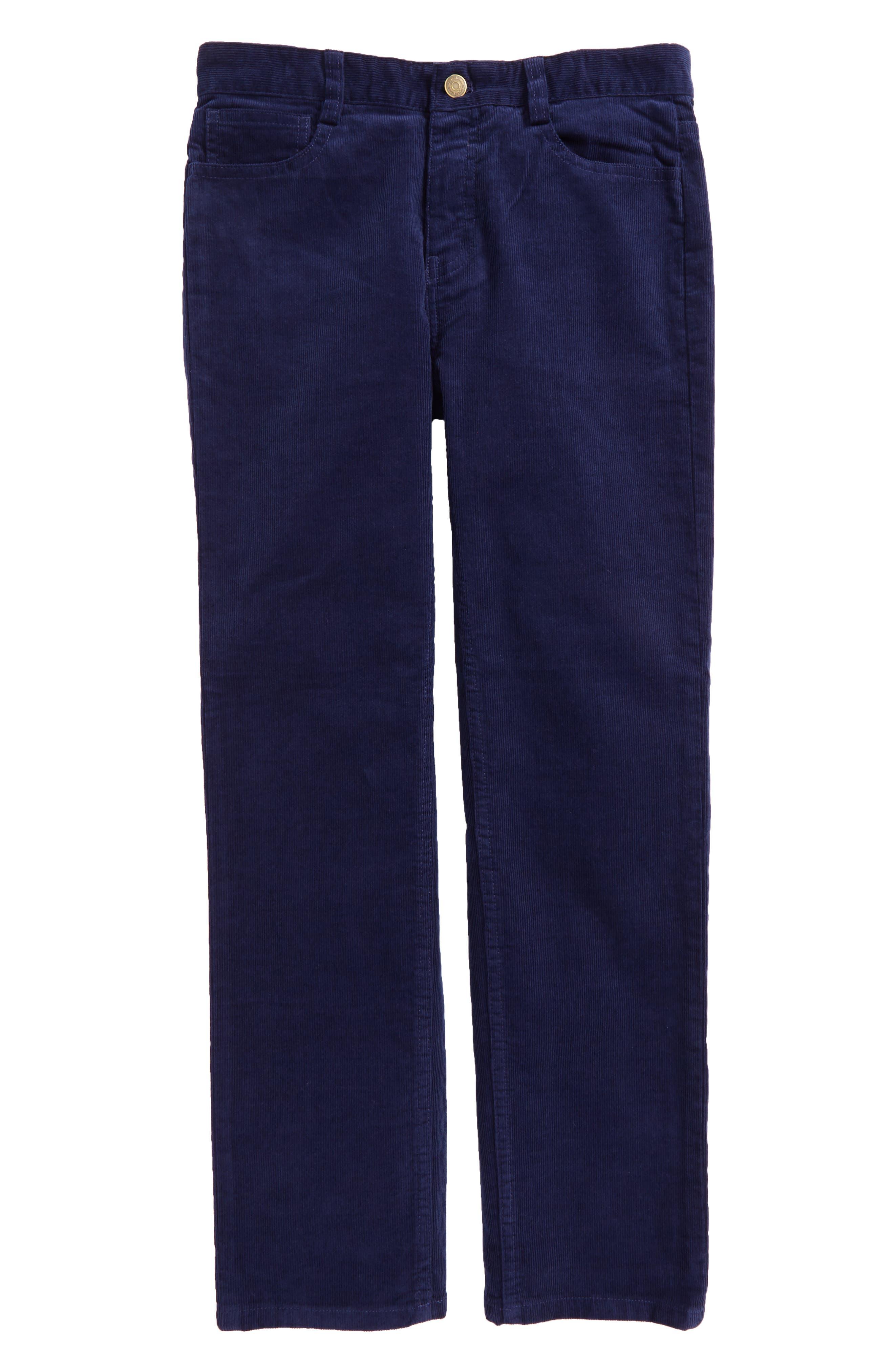 Straight Leg Corduroy Pants,                             Main thumbnail 4, color,