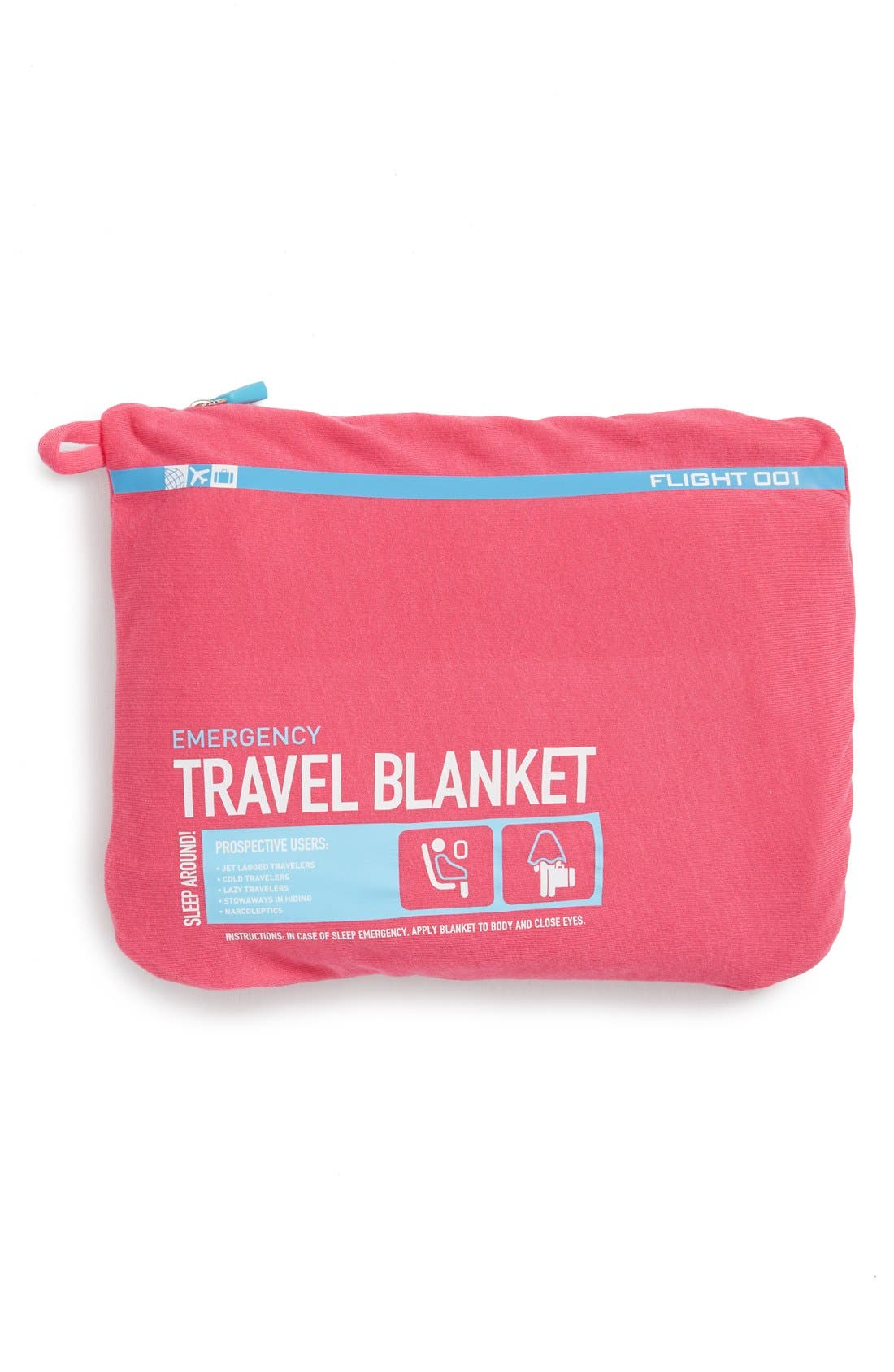 FLIGHT 001 Travel Blanket, Main, color, 650