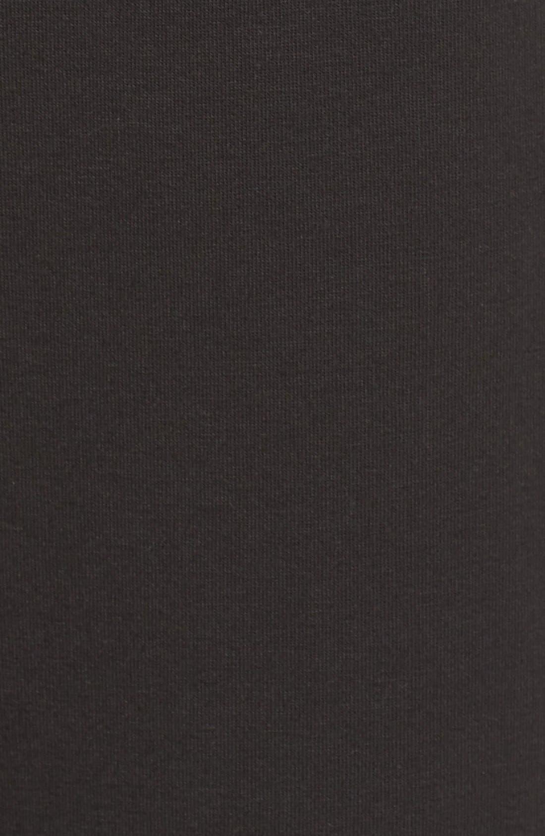 Luxe Lounge Sweatpants,                             Alternate thumbnail 5, color,                             001