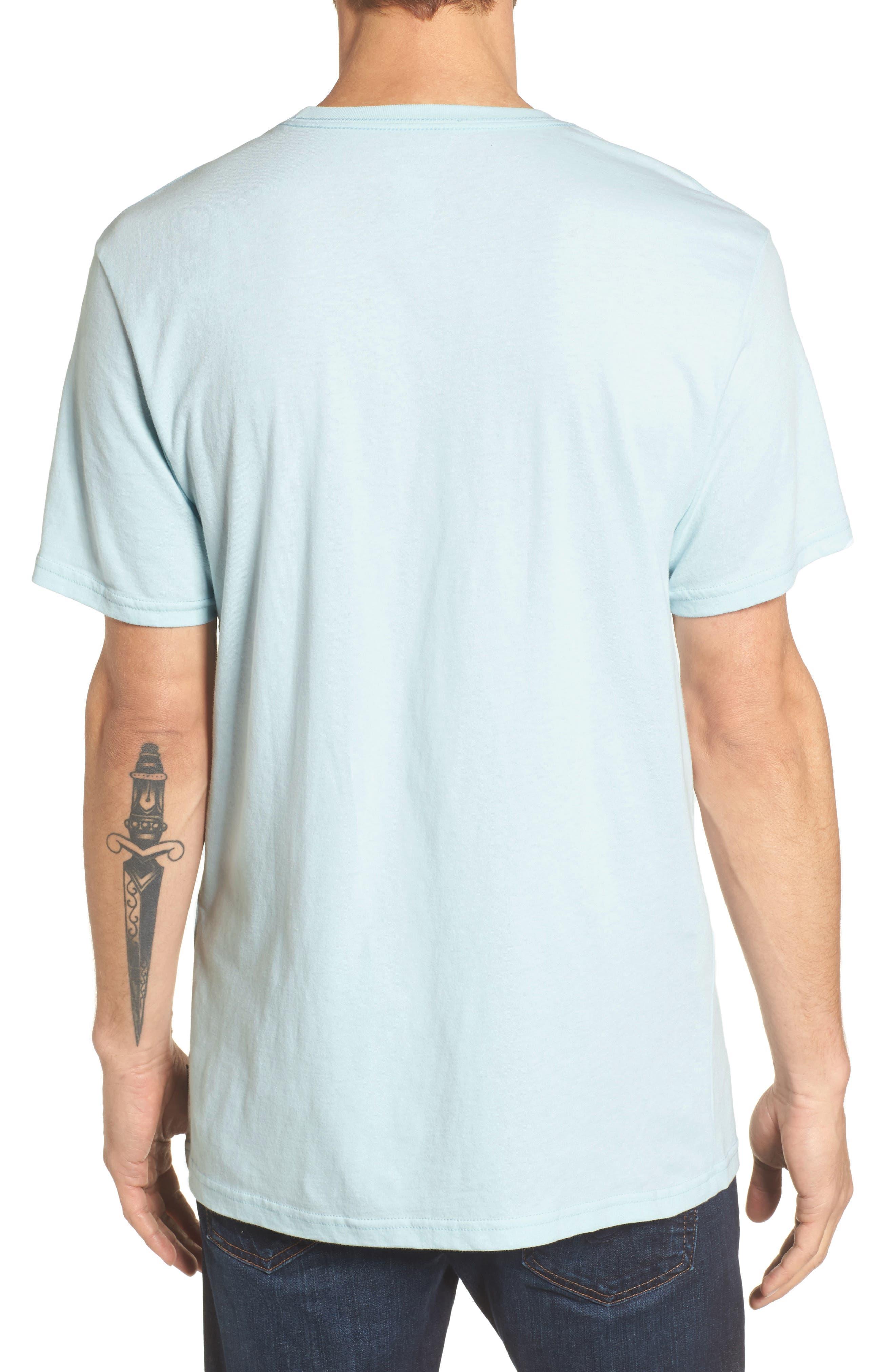 Wave Graphic T-Shirt,                             Alternate thumbnail 5, color,
