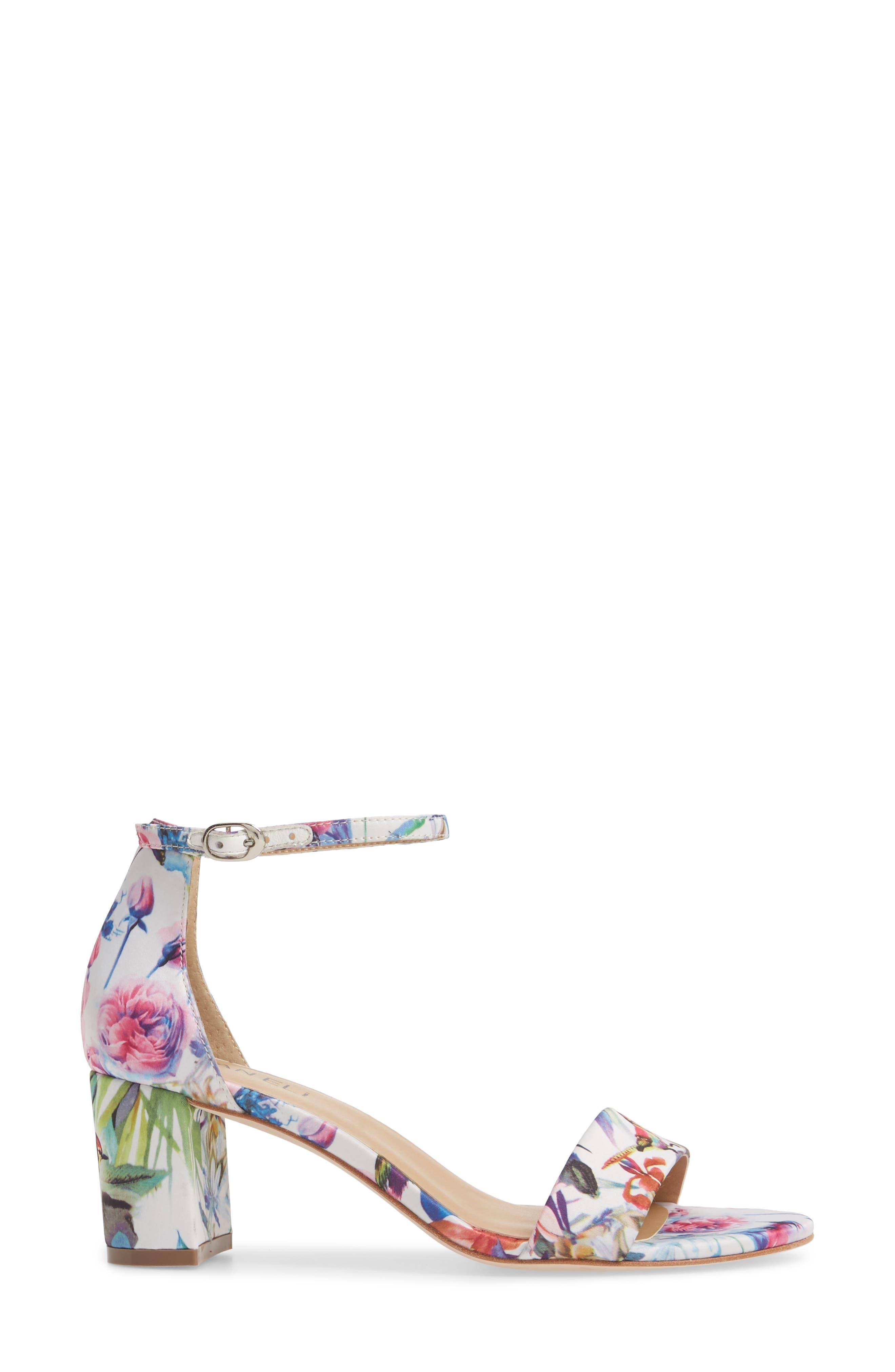 Meres Ankle Strap Sandal,                             Alternate thumbnail 3, color,                             400
