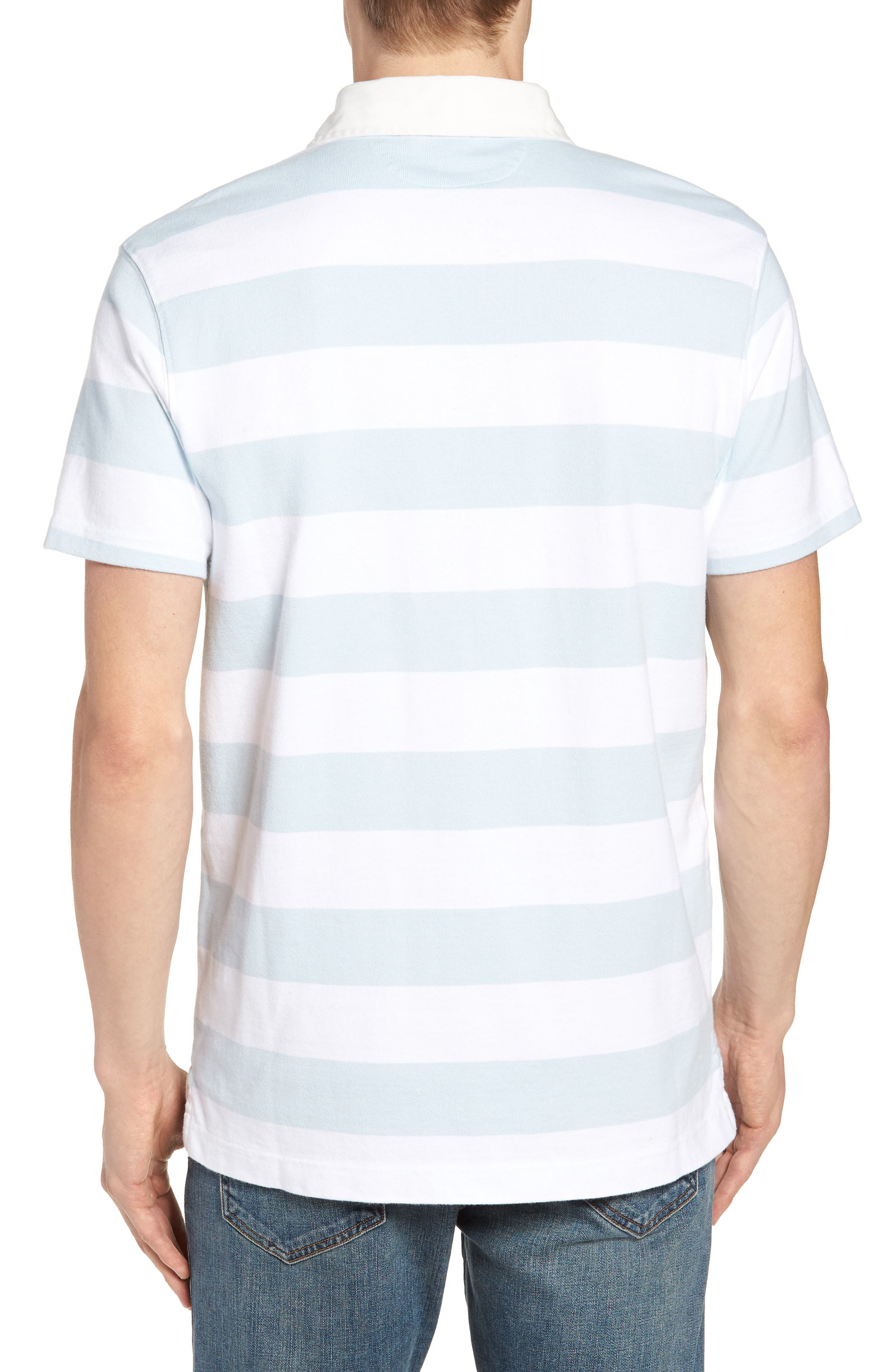 J.CREW,                             1984 Rugby Shirt,                             Alternate thumbnail 2, color,                             100
