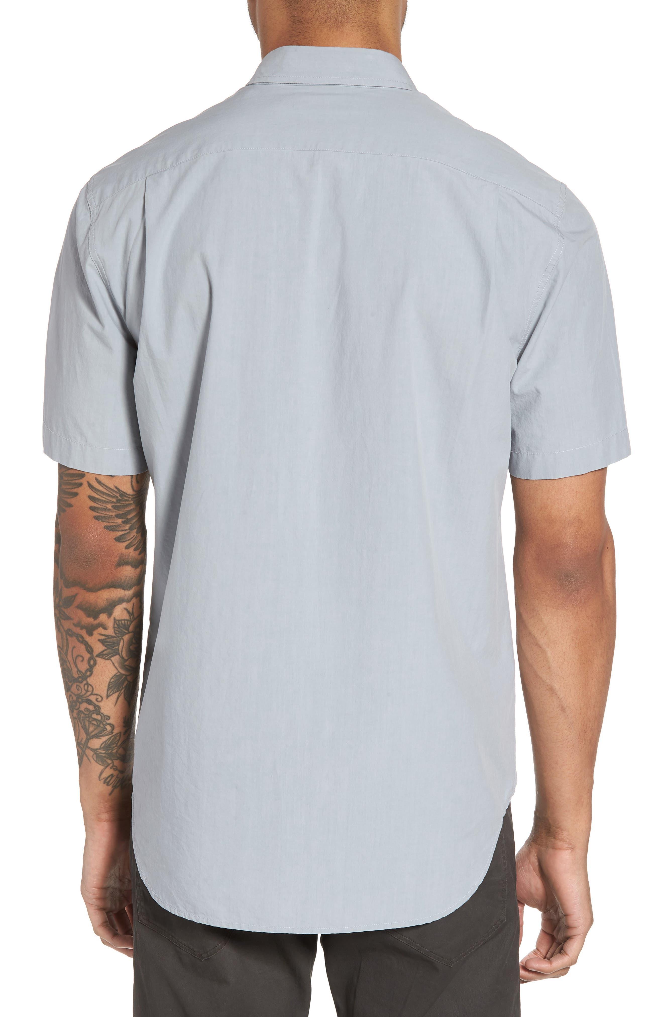 Slim Fit Sport Shirt,                             Alternate thumbnail 2, color,                             100