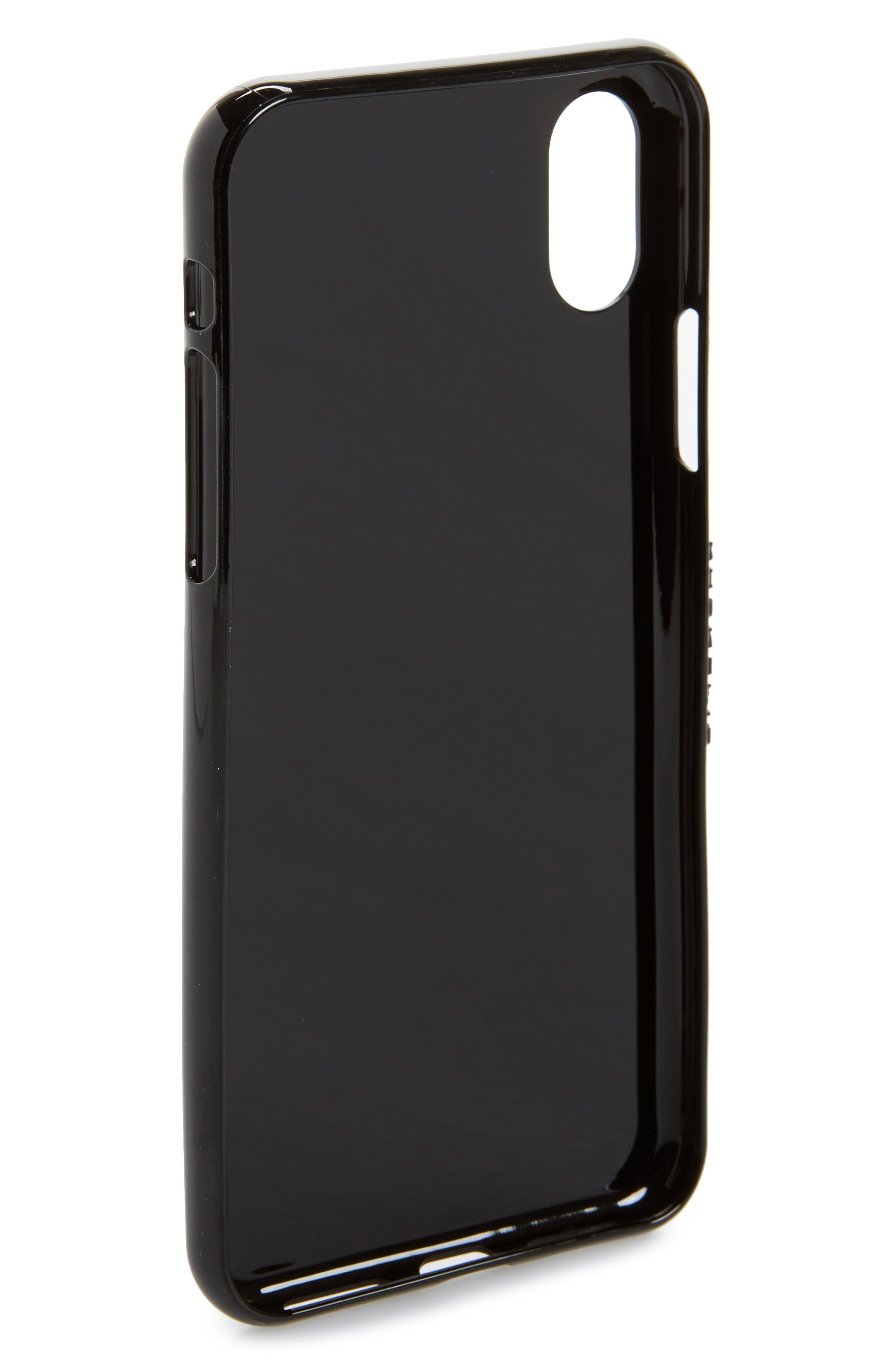 Gradient iPhone X Case,                             Alternate thumbnail 2, color,                             650