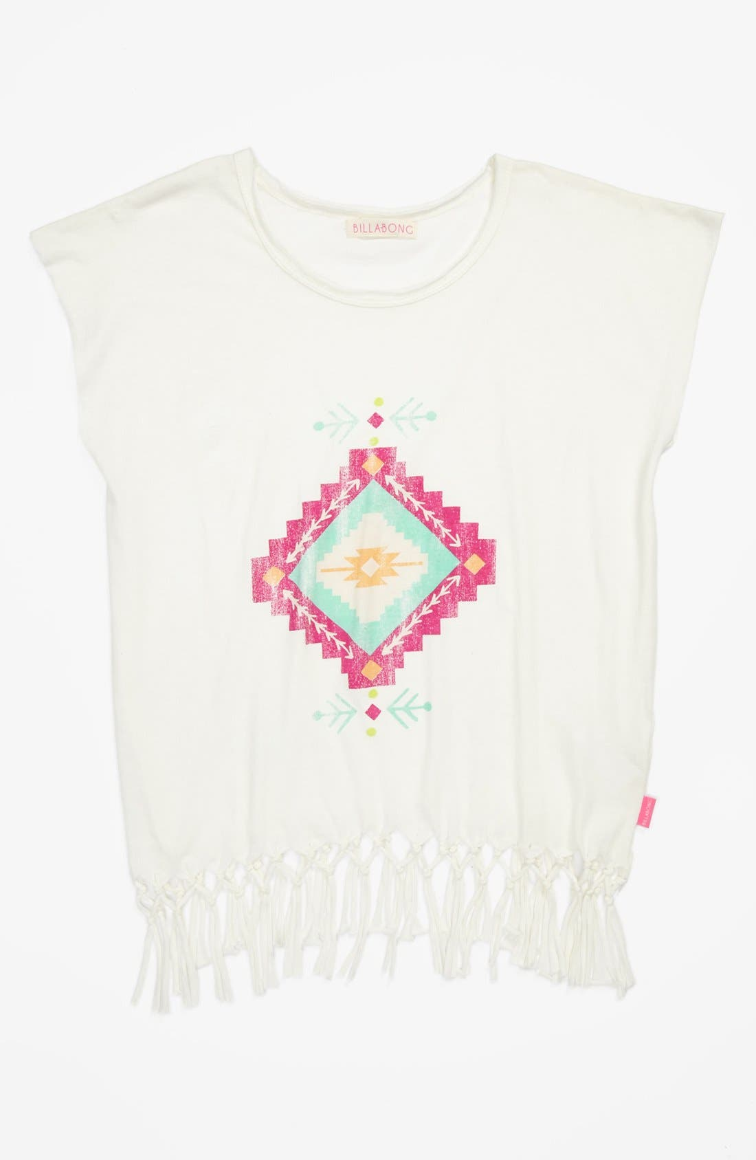 'Showered with Fringe' Tank Top,                             Main thumbnail 1, color,                             190