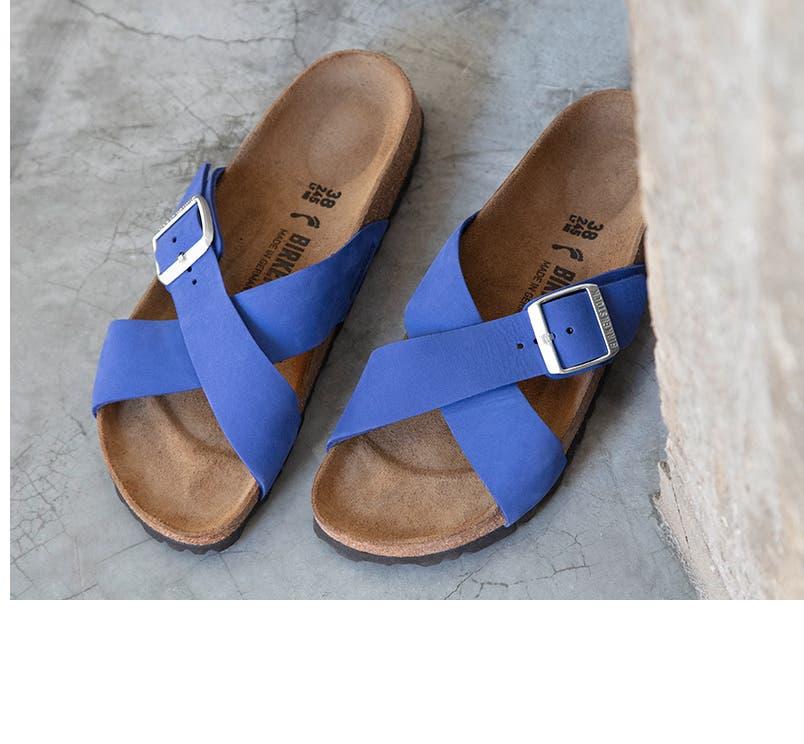 New women's sandals.