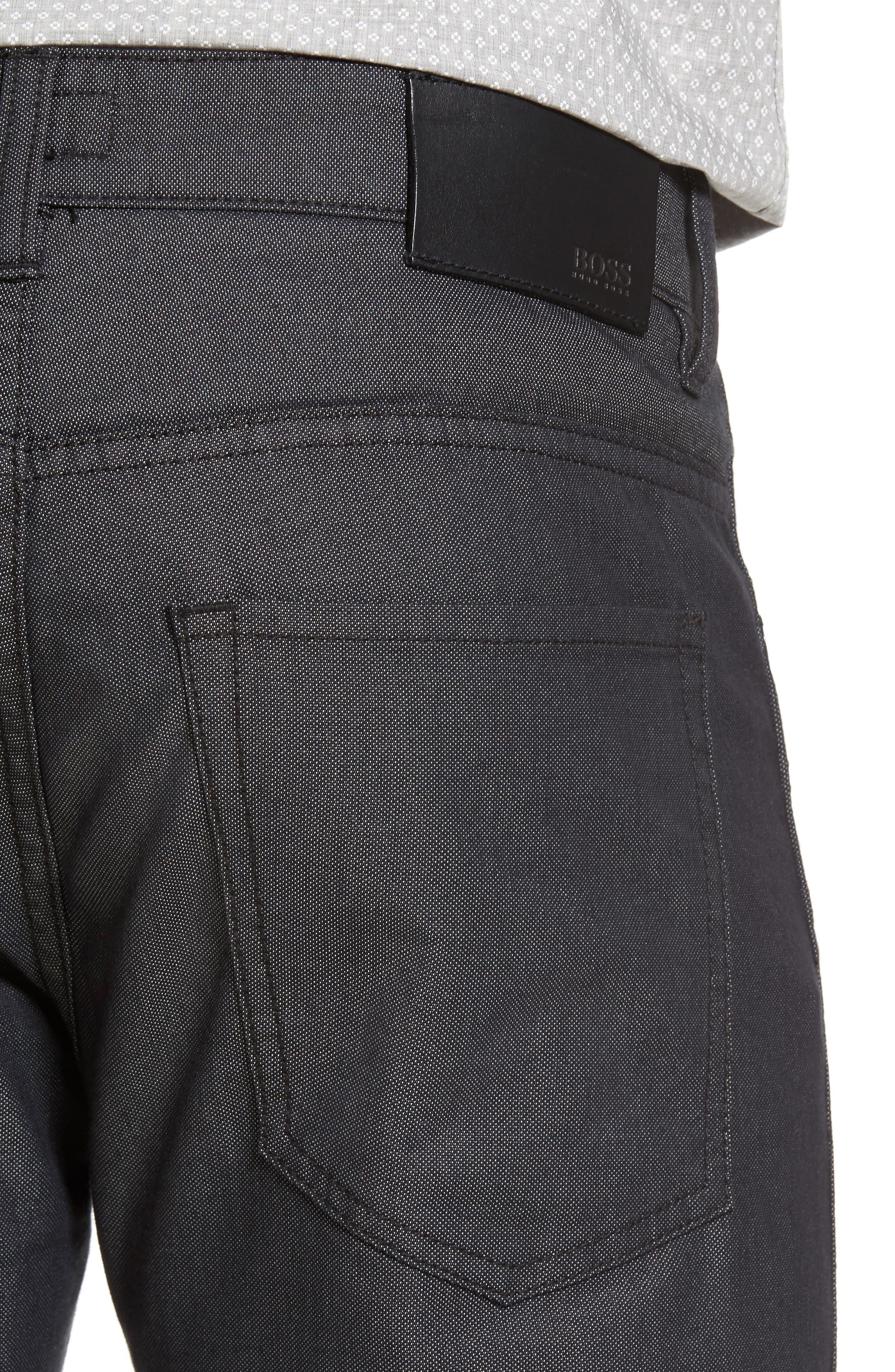 Delaware 5-Pocket Pants,                             Alternate thumbnail 4, color,