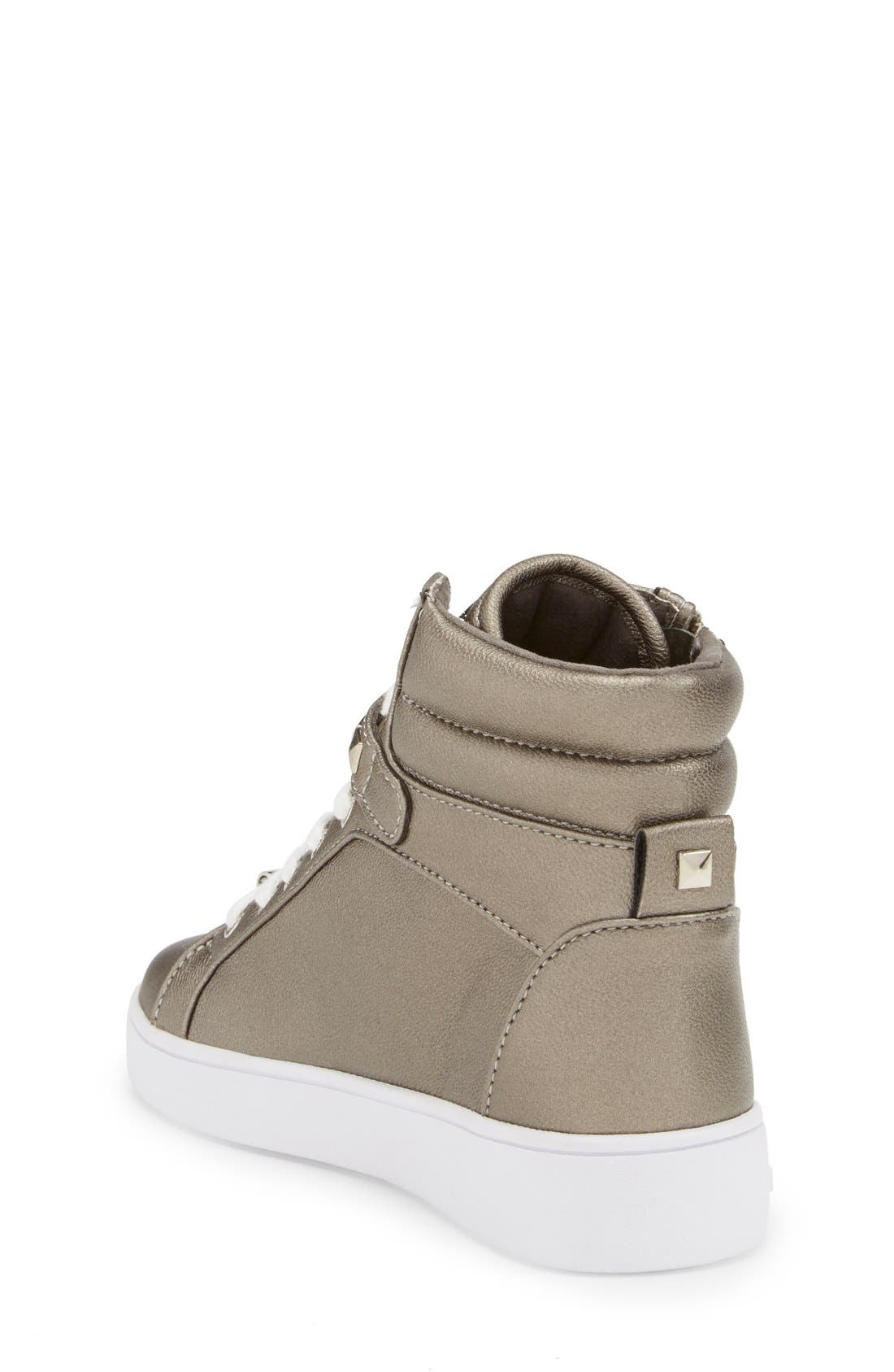 'Ivy Rory' High Top Sneaker,                             Alternate thumbnail 14, color,