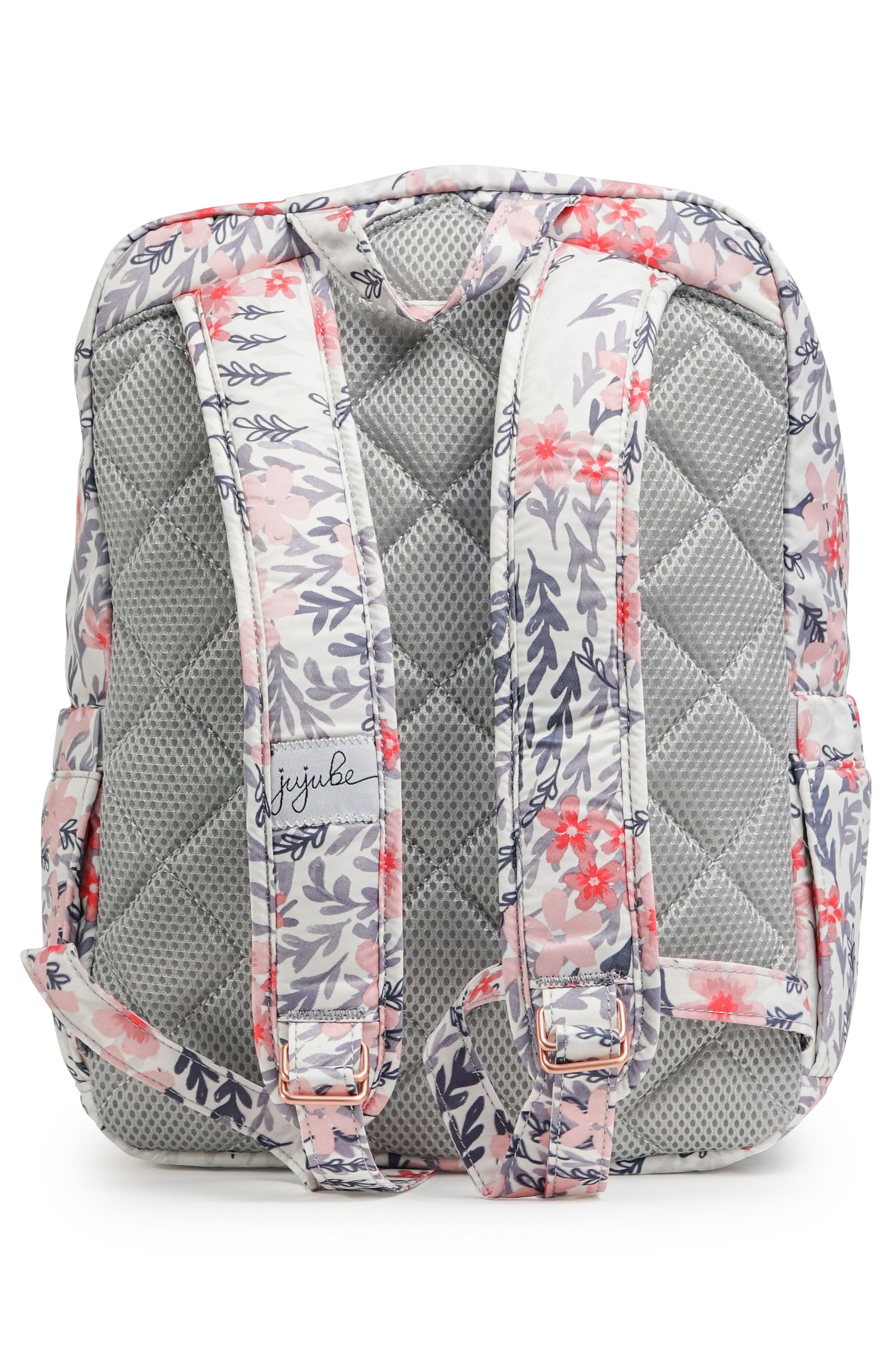 MiniBe Rose Backpack,                             Alternate thumbnail 5, color,