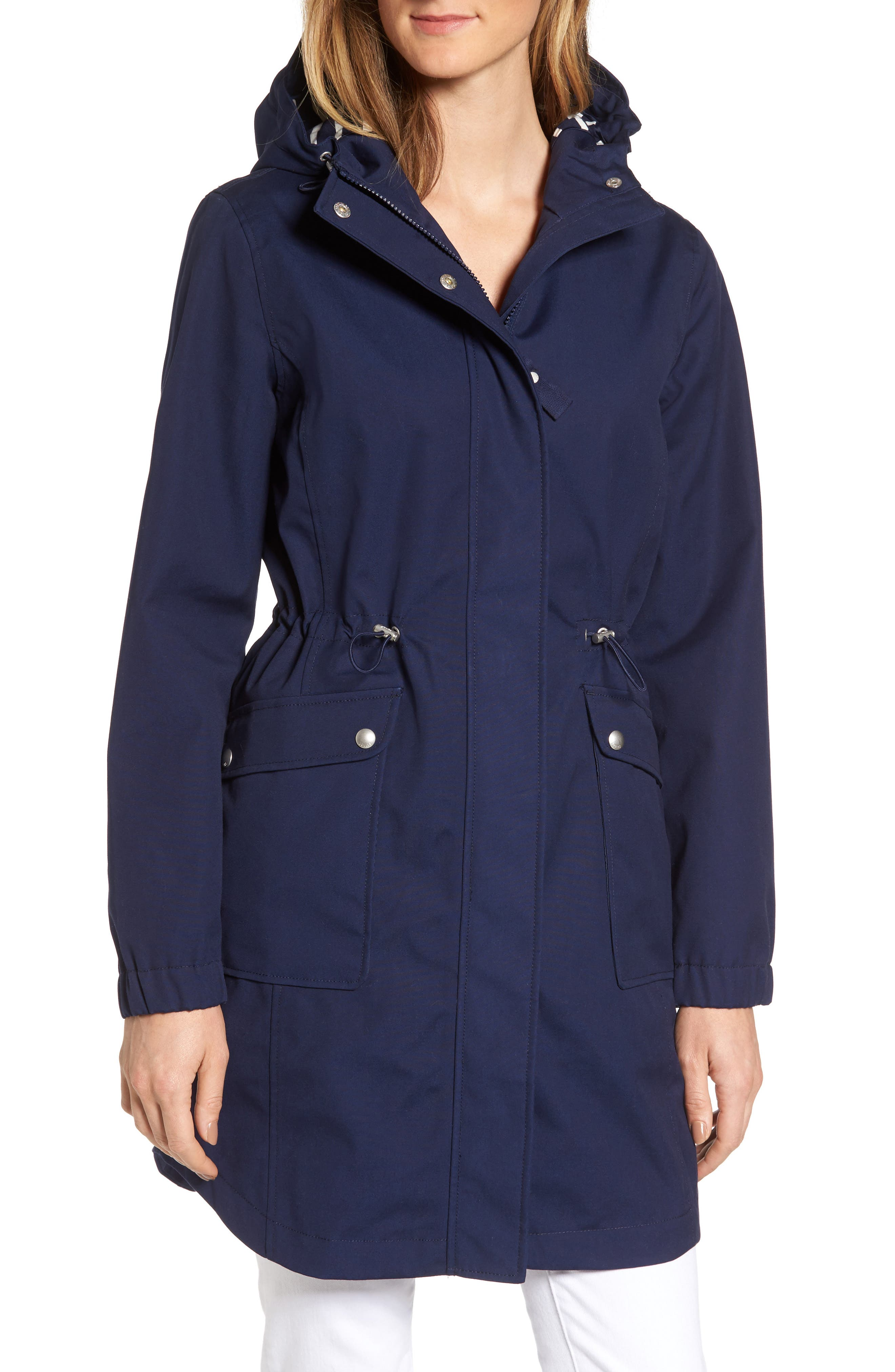 Right as Rain Waterproof Hooded Jacket,                             Alternate thumbnail 4, color,                             411