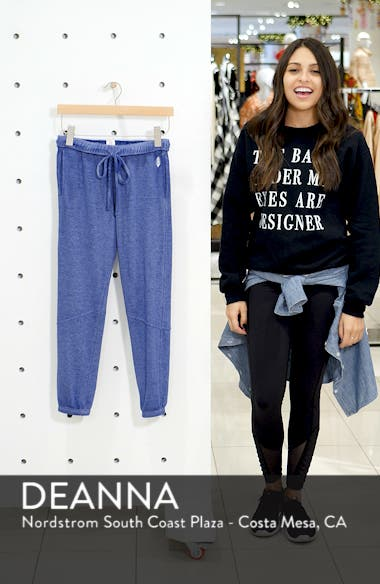 Free People FP Movement Zuma Crop Jogger Pants, sales video thumbnail