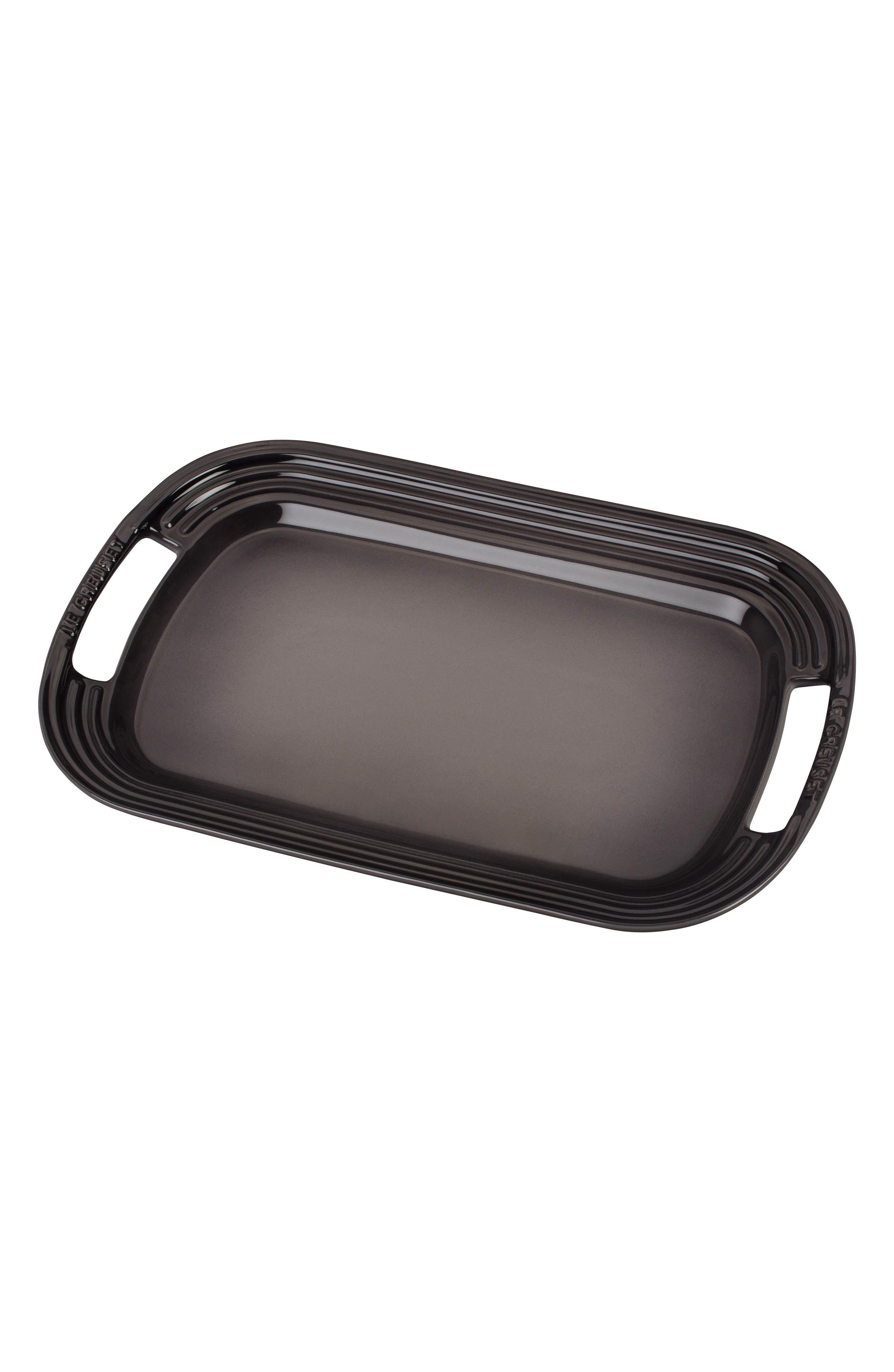Stoneware Platter,                         Main,                         color, 020