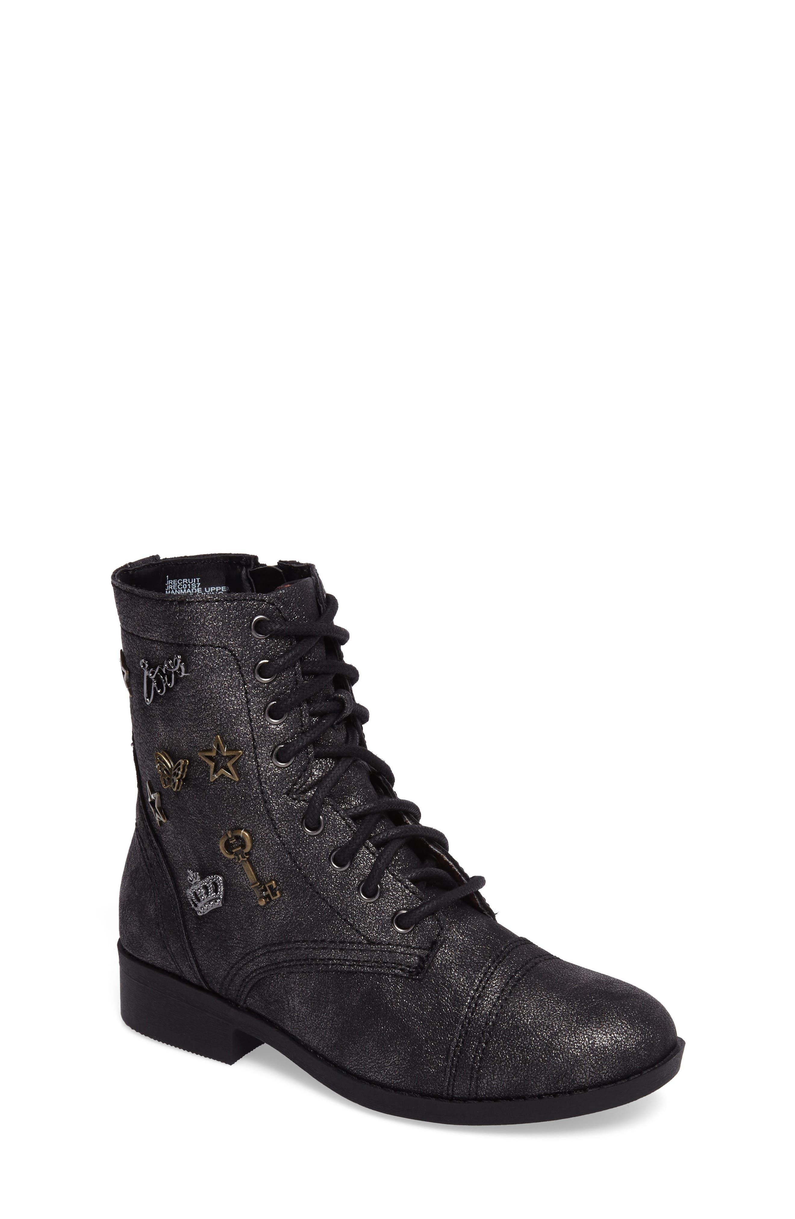 JRecruit Charm Boot,                         Main,                         color, 019