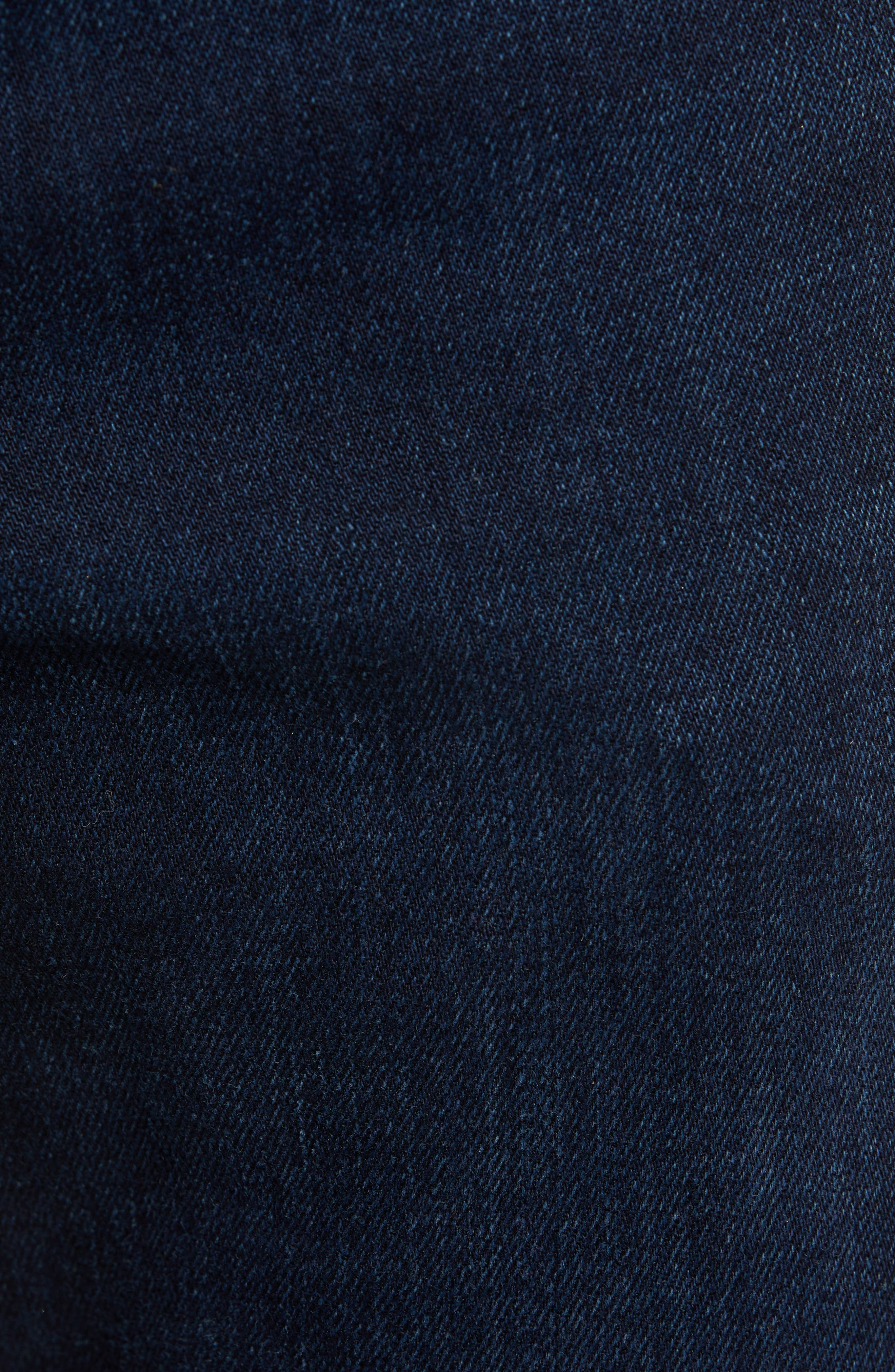 Fit 1 Skinny Fit Jeans,                             Alternate thumbnail 5, color,                             420