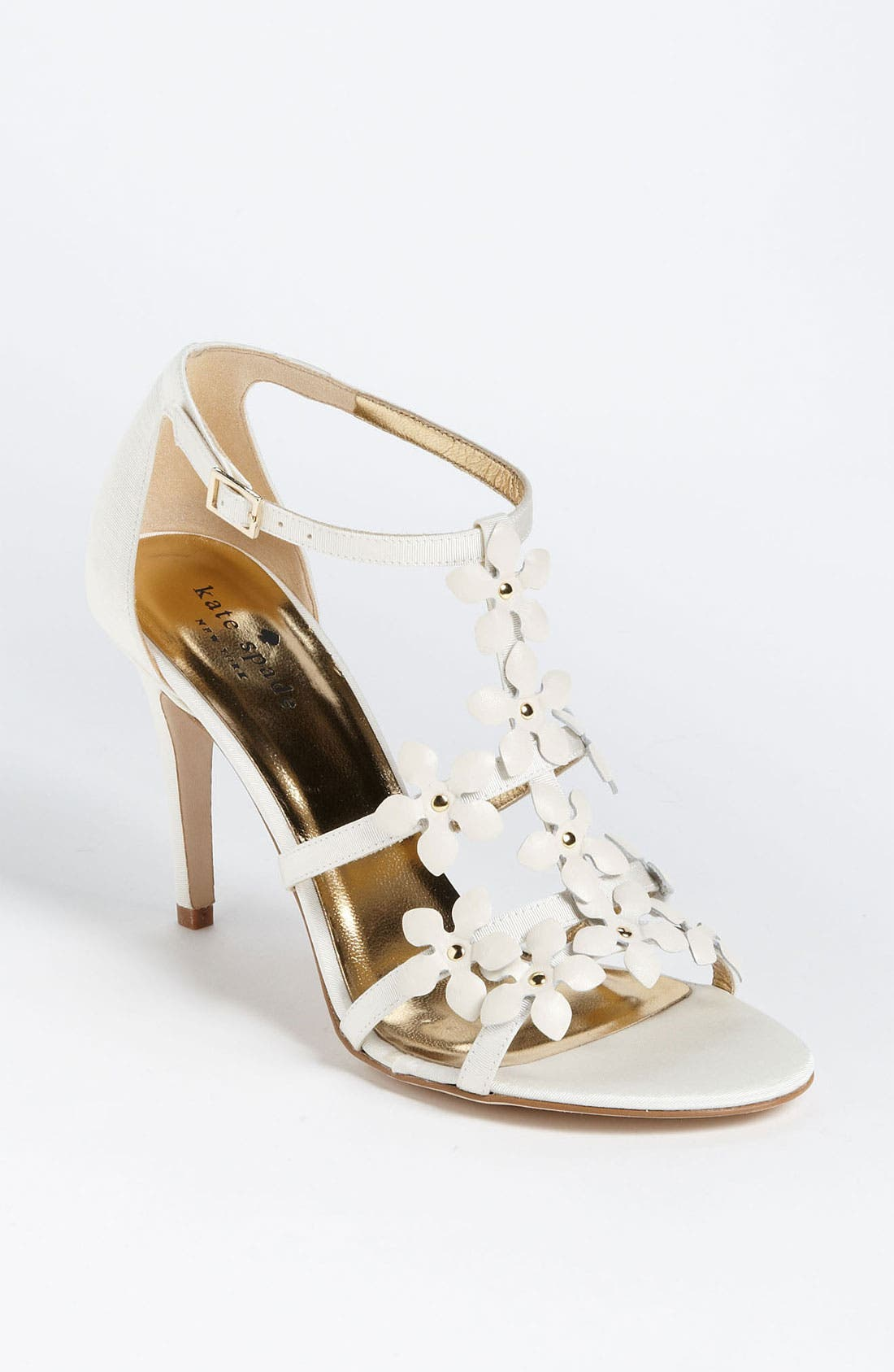 'sass' sandal, Main, color, 901