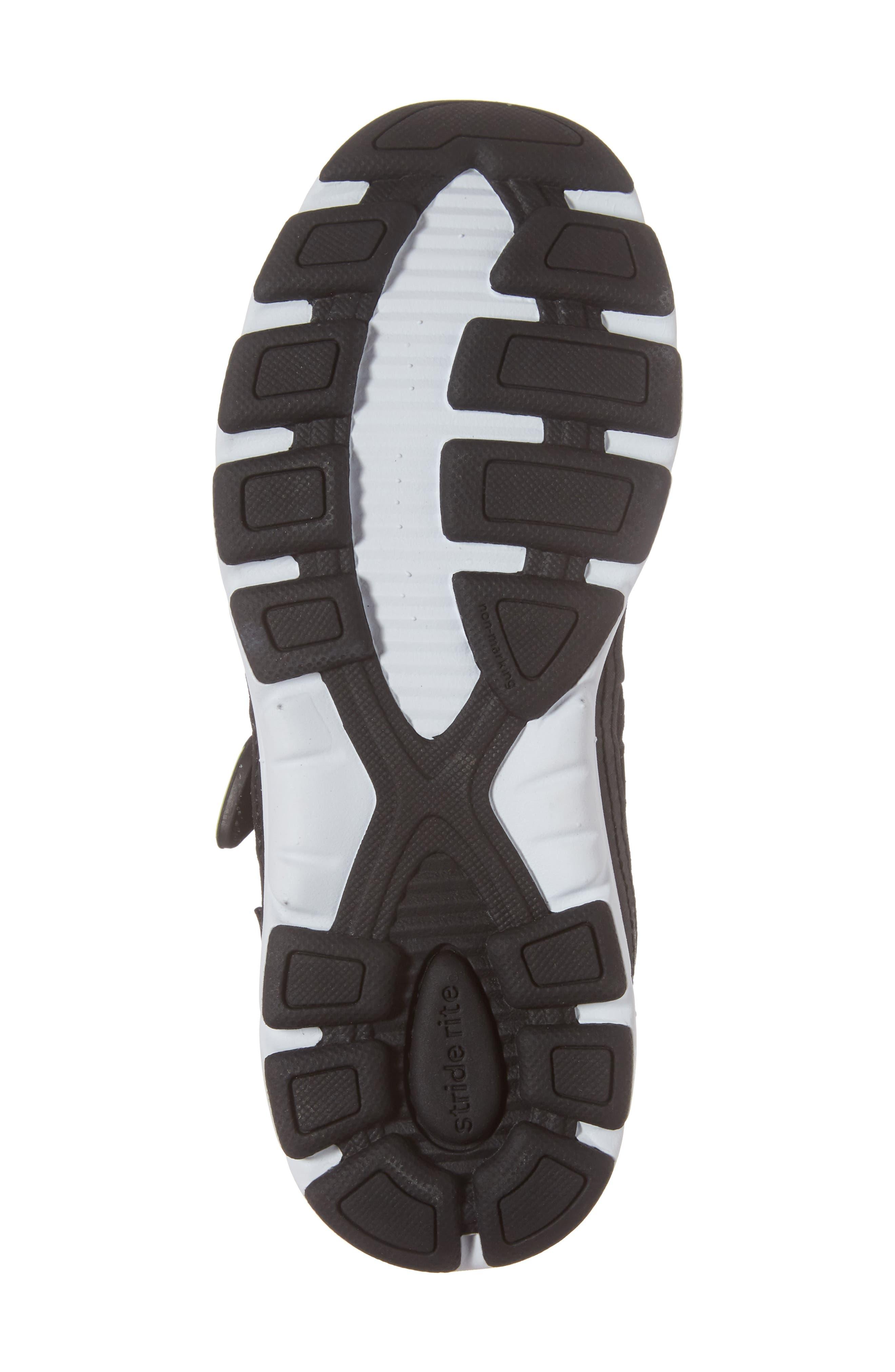 STRIDE RITE,                             Made 2 Play Breccen Sneaker,                             Alternate thumbnail 6, color,                             001