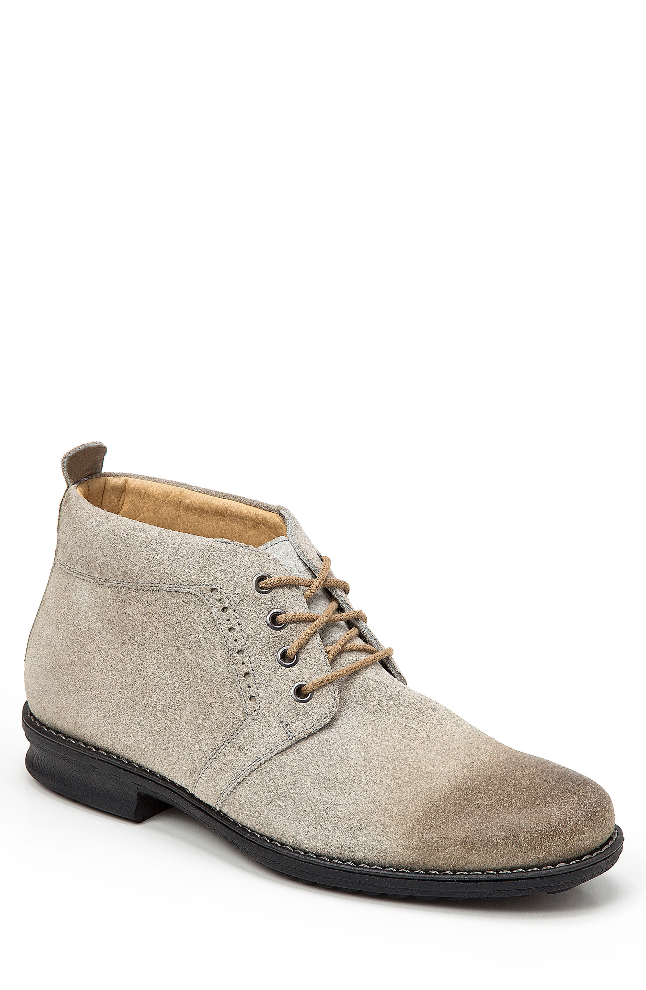 Chukka Boot,                             Main thumbnail 1, color,                             GREY