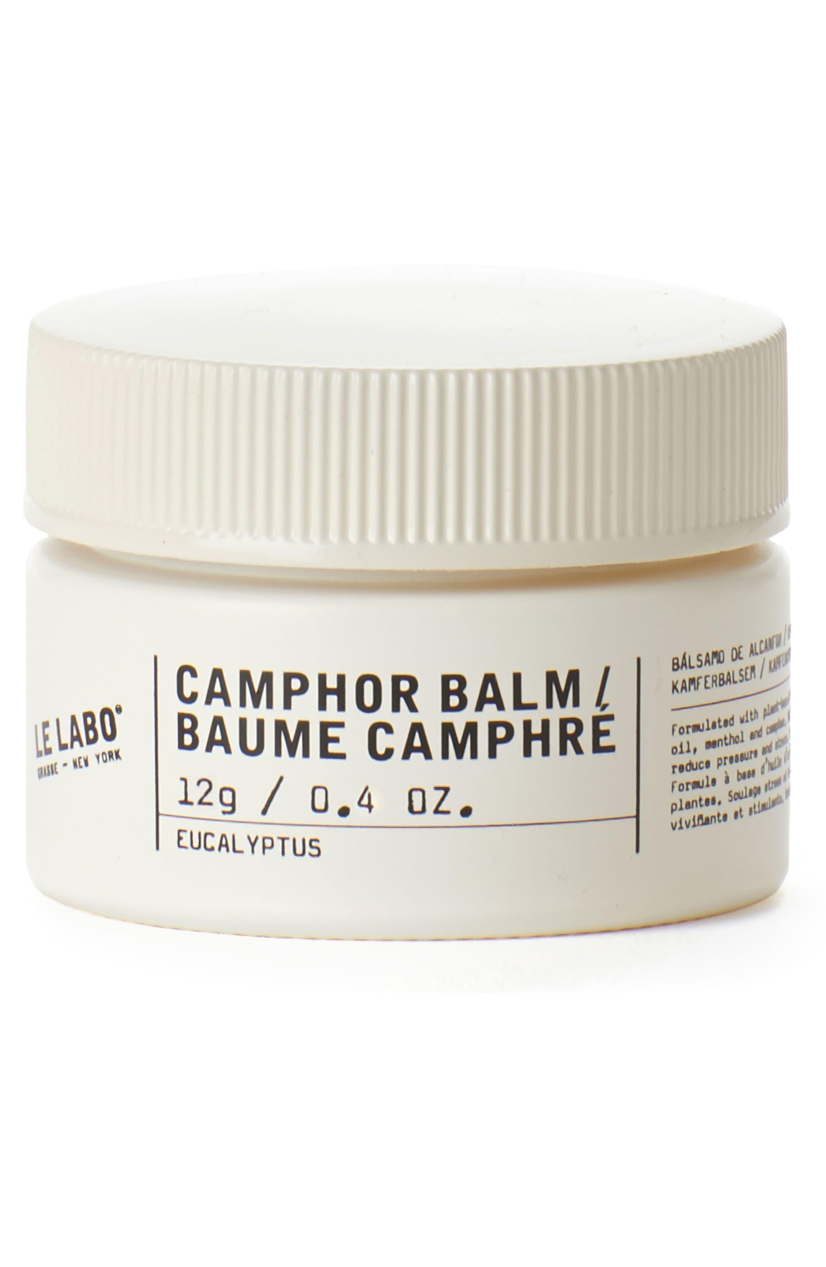 LE LABO Camphor Balm, Main, color, NO COLOR