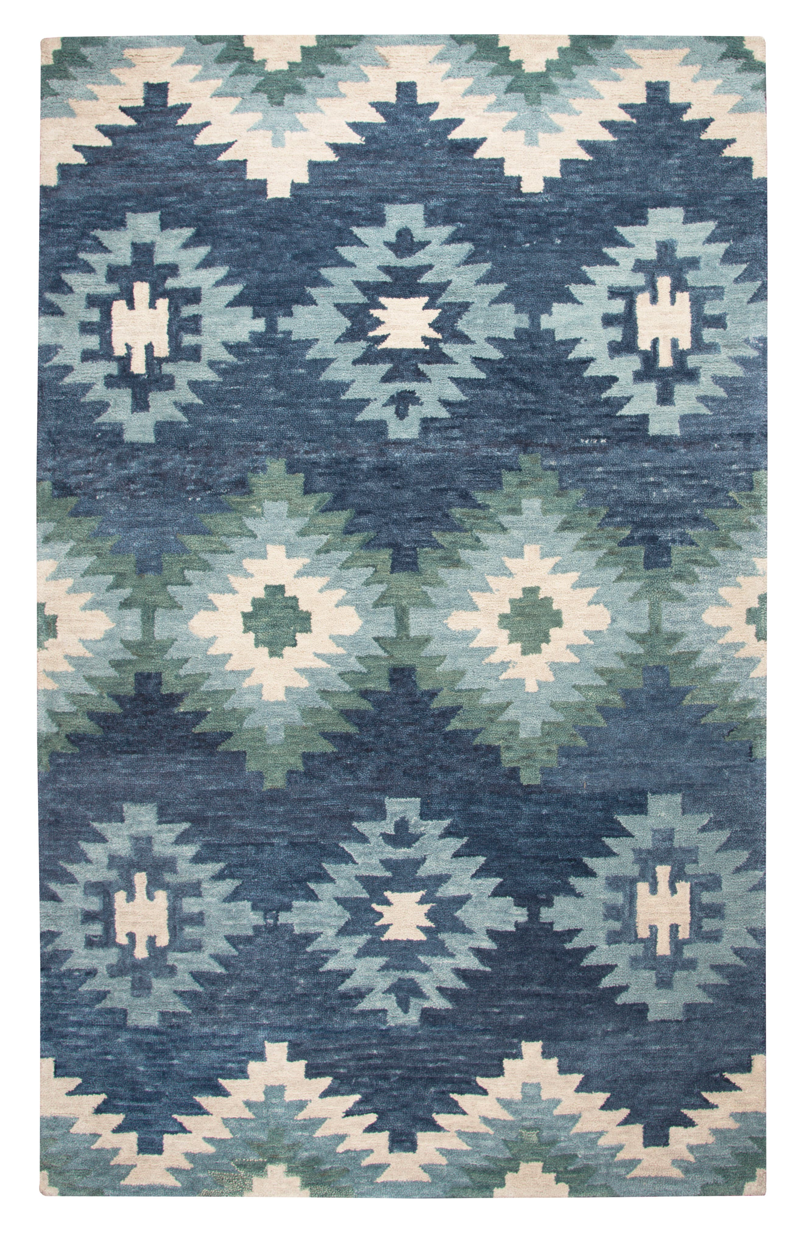 Taos Hand Tufted Wool Area Rug,                         Main,                         color, 400