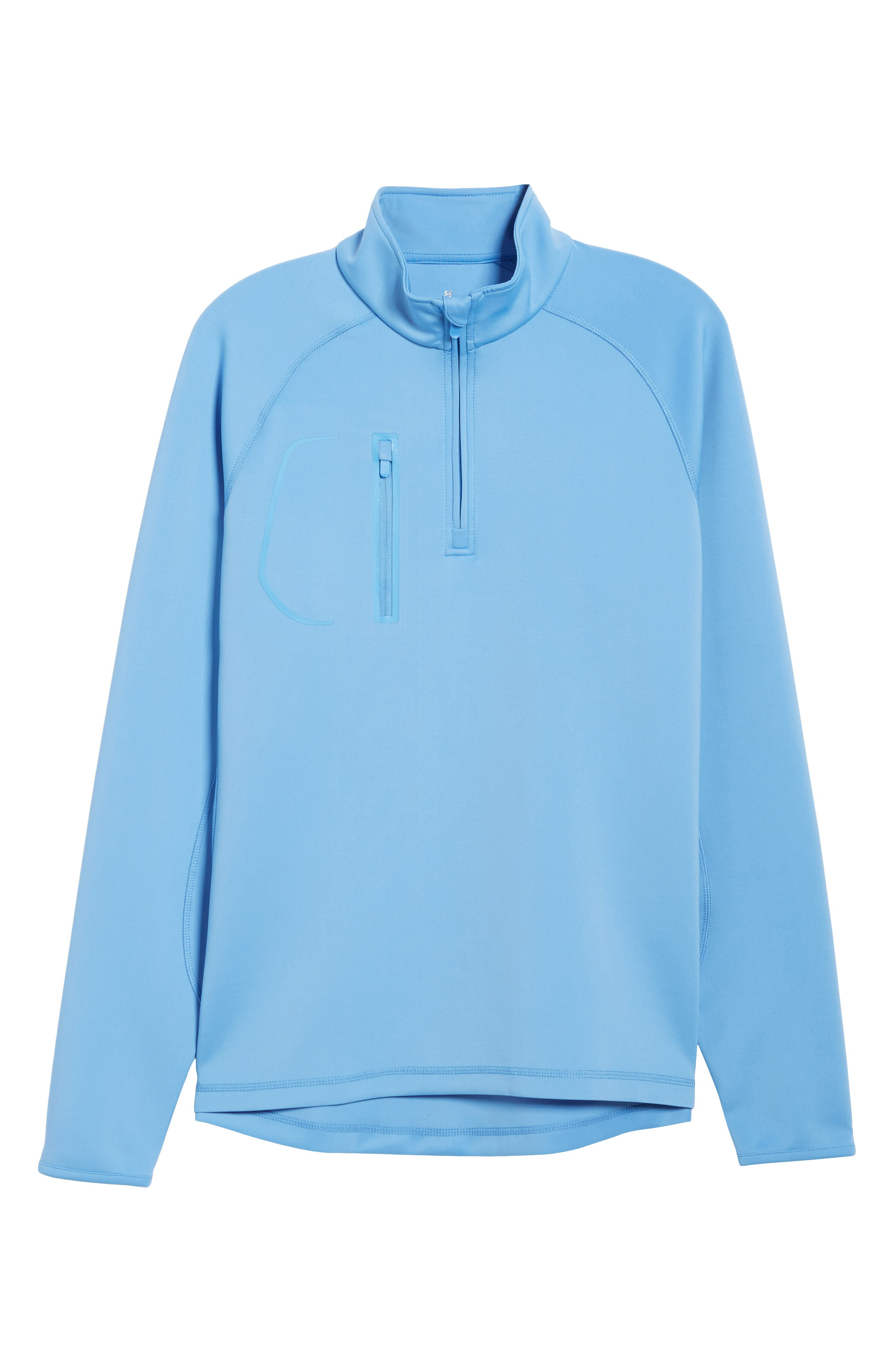 XH2O Crawford Stretch Quarter Zip Golf Pullover,                             Alternate thumbnail 66, color,