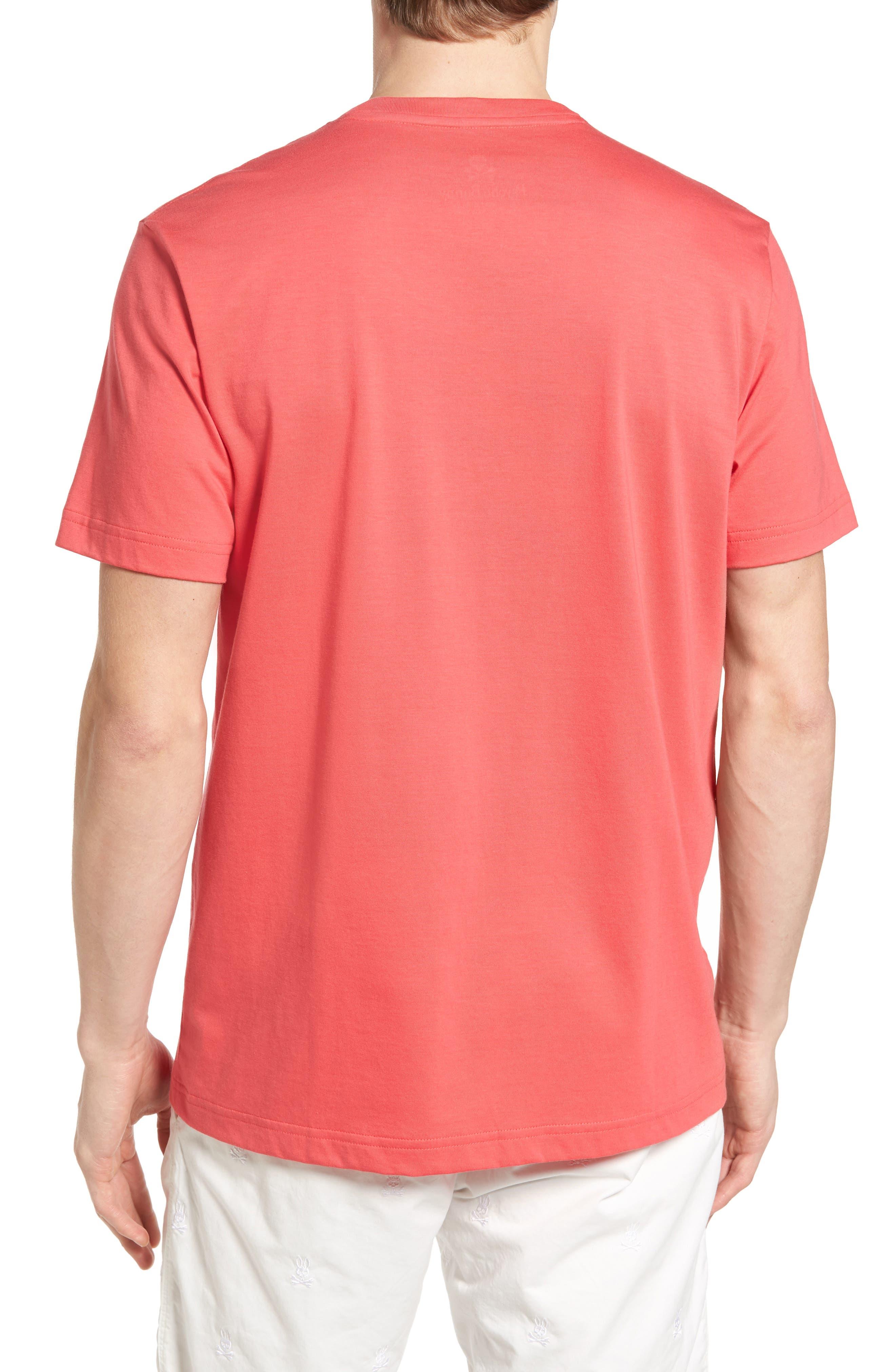 V-Neck T-Shirt,                             Alternate thumbnail 18, color,