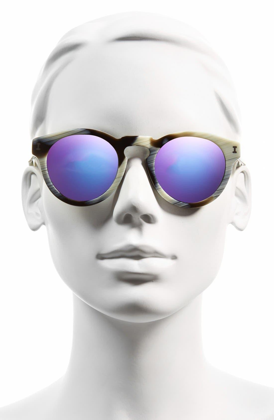 'Leonard' 47mm Sunglasses,                             Alternate thumbnail 139, color,
