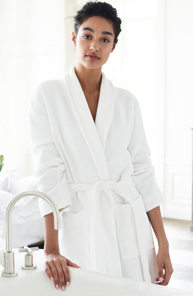 Unisex Waffle Terry Robe | Nordstrom