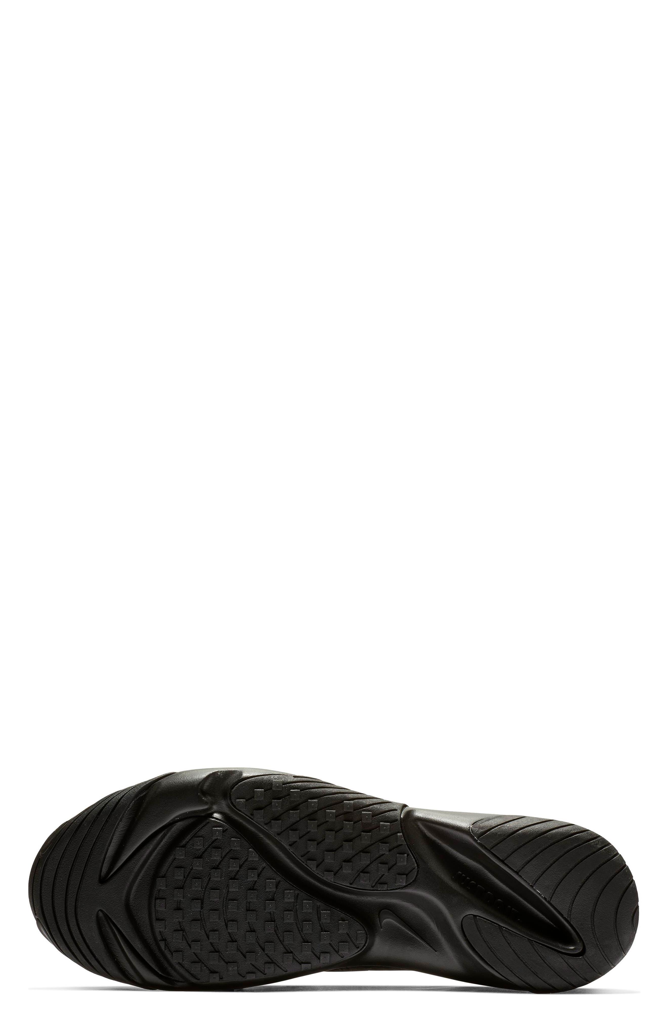 Zoom 2K Sneaker,                             Alternate thumbnail 5, color,                             BLACK/ BLACK/ ANTHRACITE