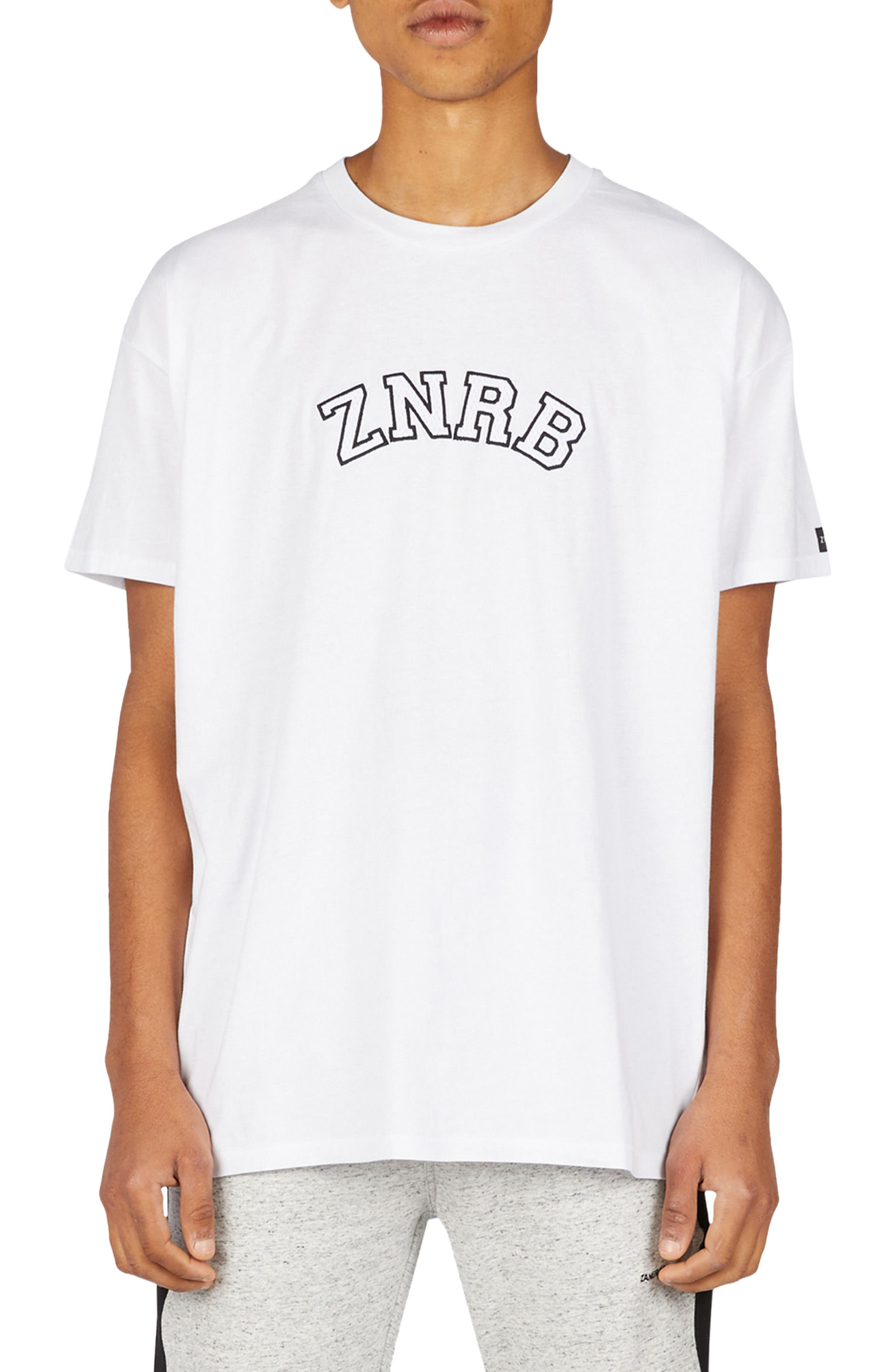 Team Rugger T-Shirt,                         Main,                         color, WHITE