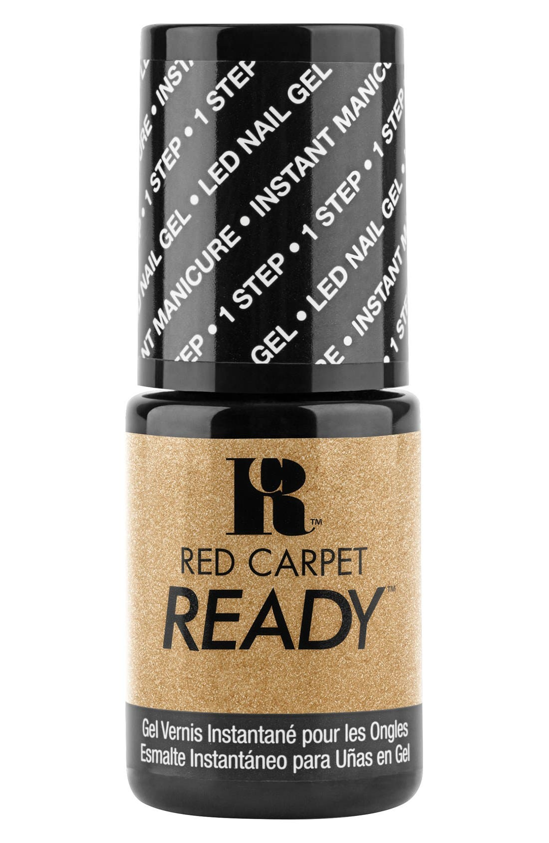 'Red Carpet Ready' LED Nail Gel Polish,                             Main thumbnail 26, color,