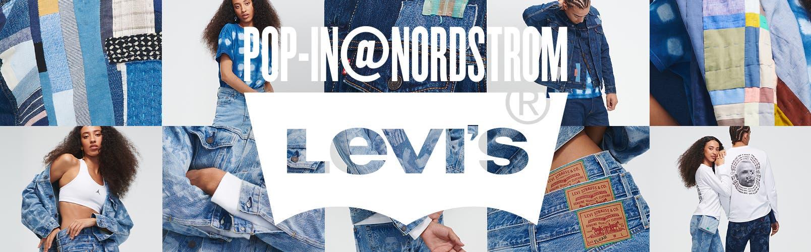 Pop-In@Nordstrom x Levi's.
