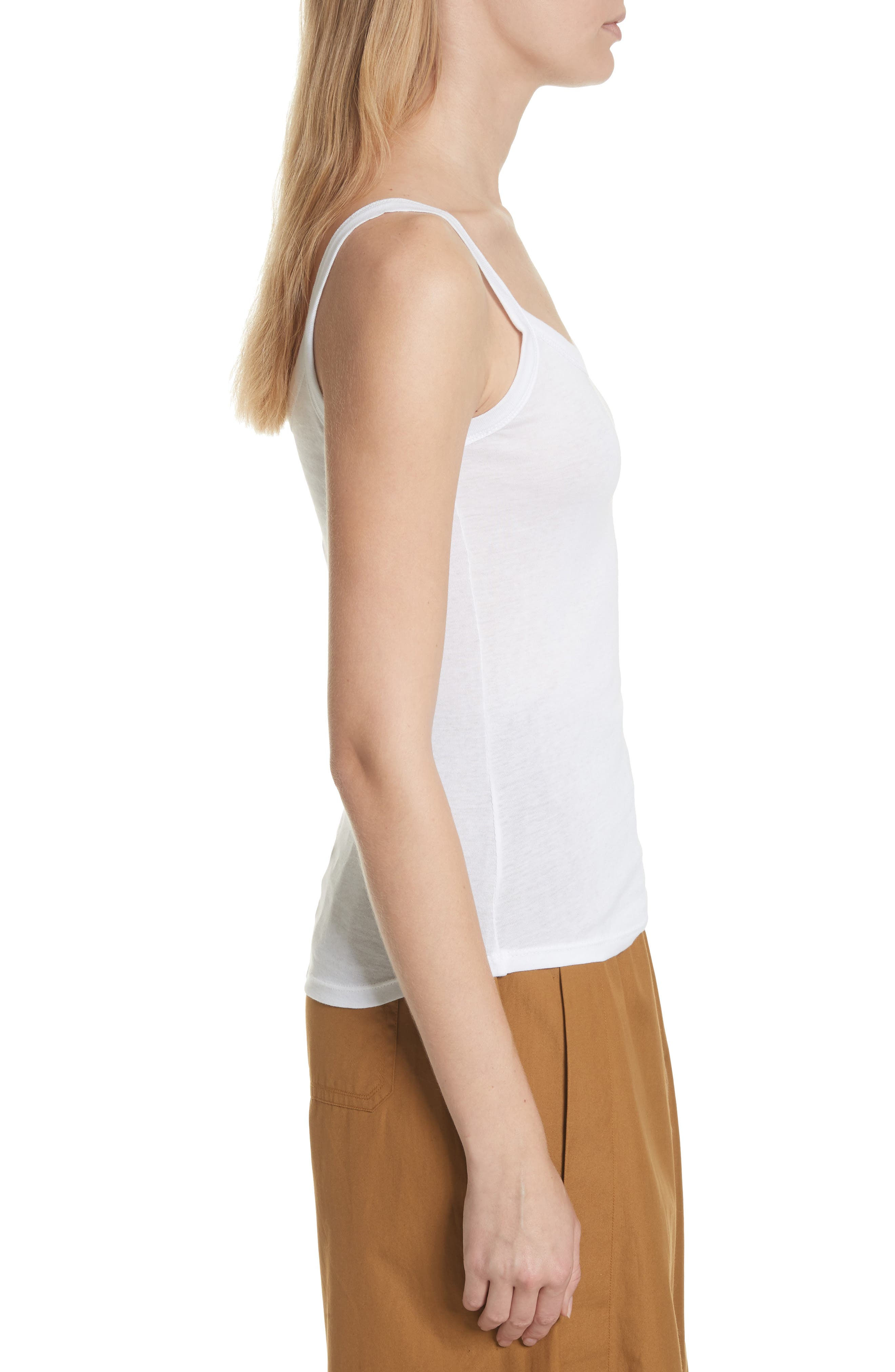 Scoop Neck Camisole,                             Alternate thumbnail 3, color,                             137
