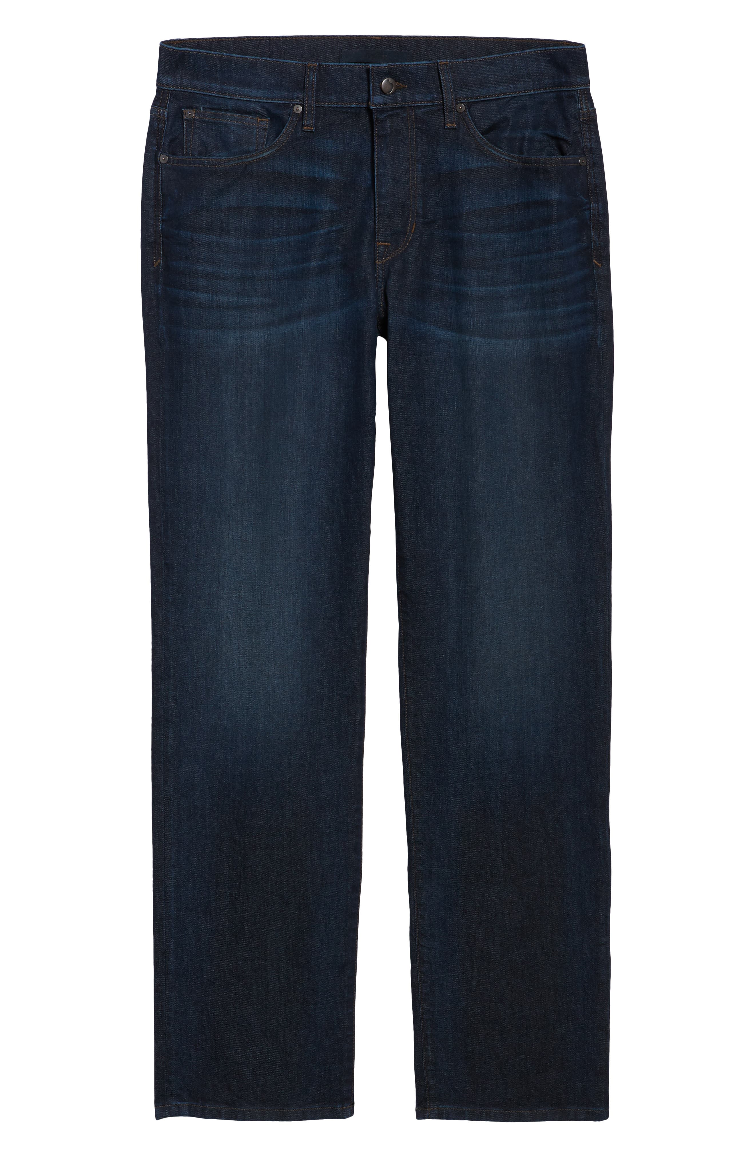 Classic Straight Leg Jeans,                             Alternate thumbnail 6, color,                             LUCCA