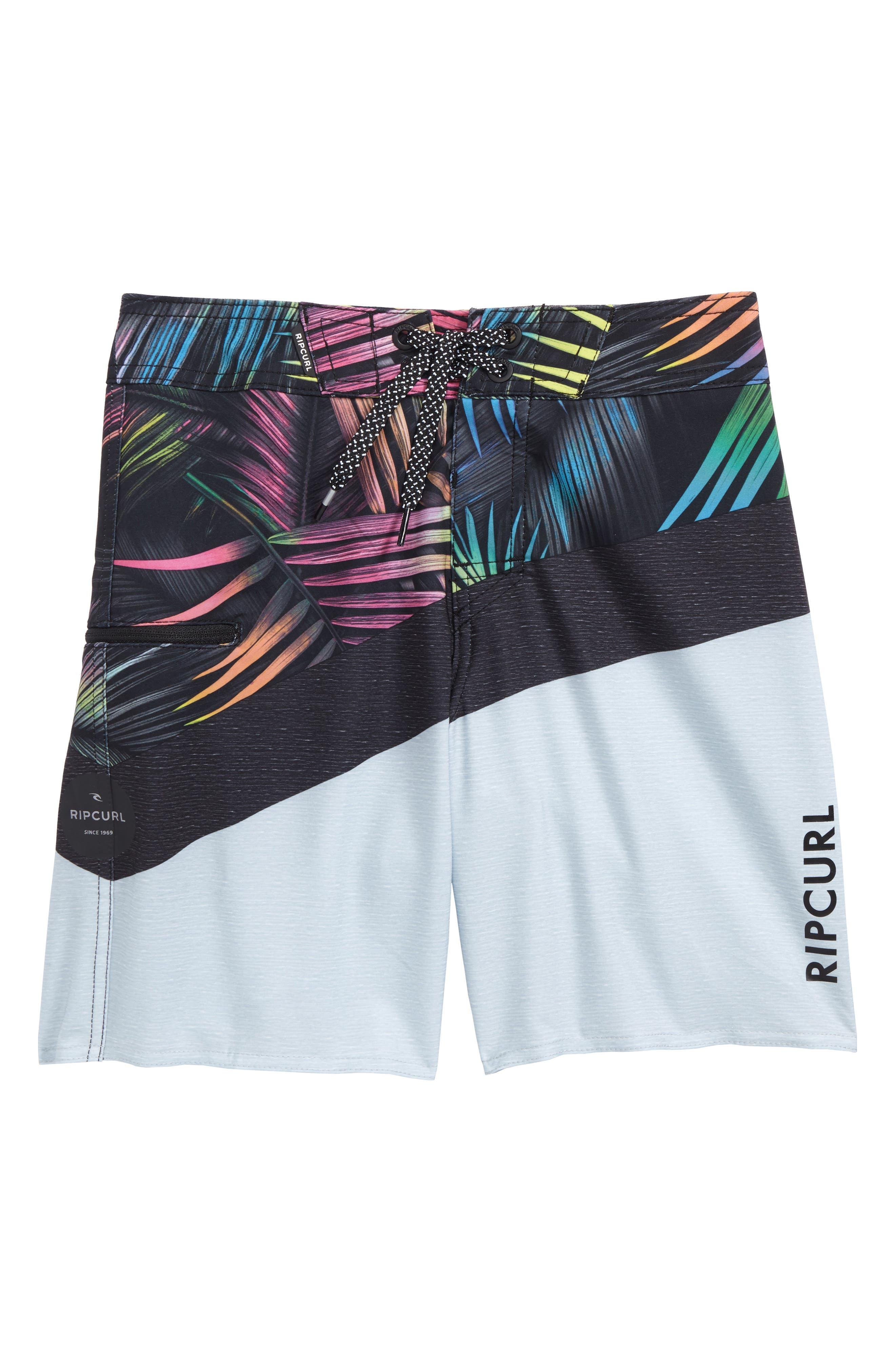 Mirage Incline Board Shorts,                         Main,                         color, 001