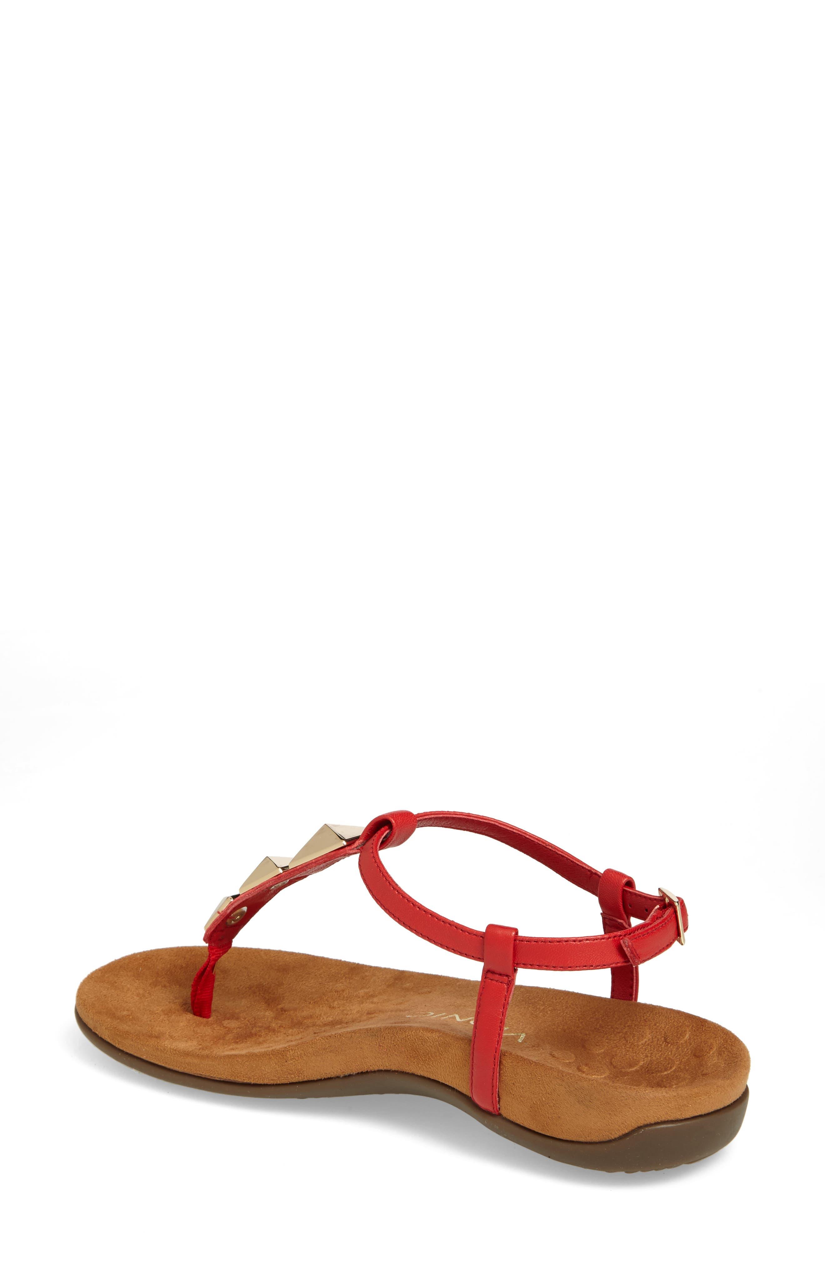 Nala T-Strap Sandal,                             Alternate thumbnail 10, color,